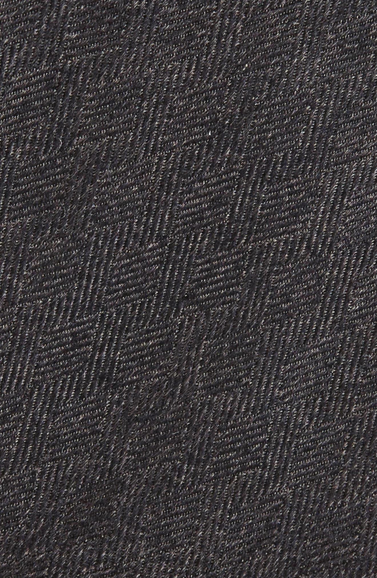 Alternate Image 2  - Brioni Solid Silk Tie