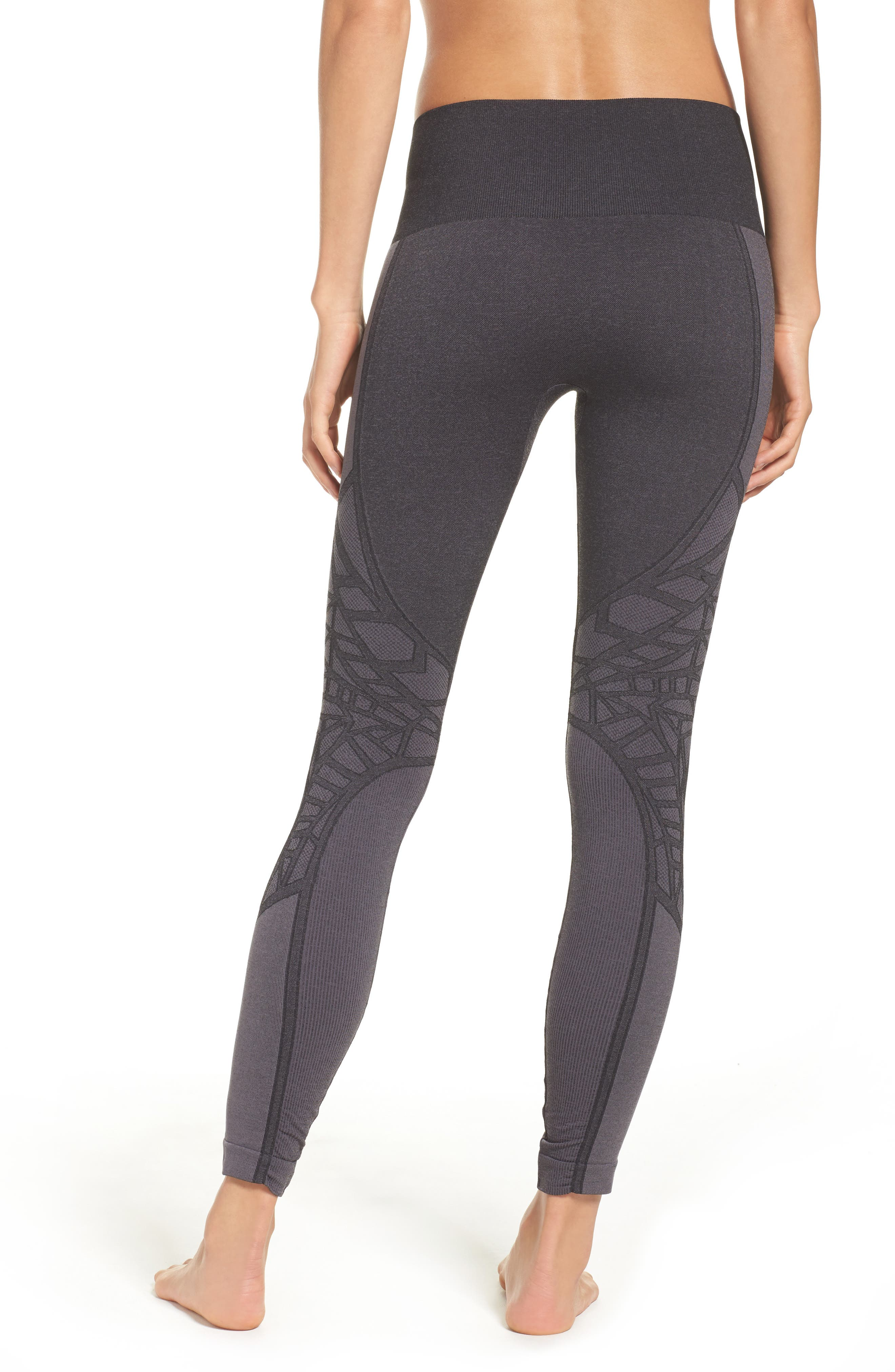 Revolution Leggings,                             Alternate thumbnail 2, color,                             Excalibur And Black