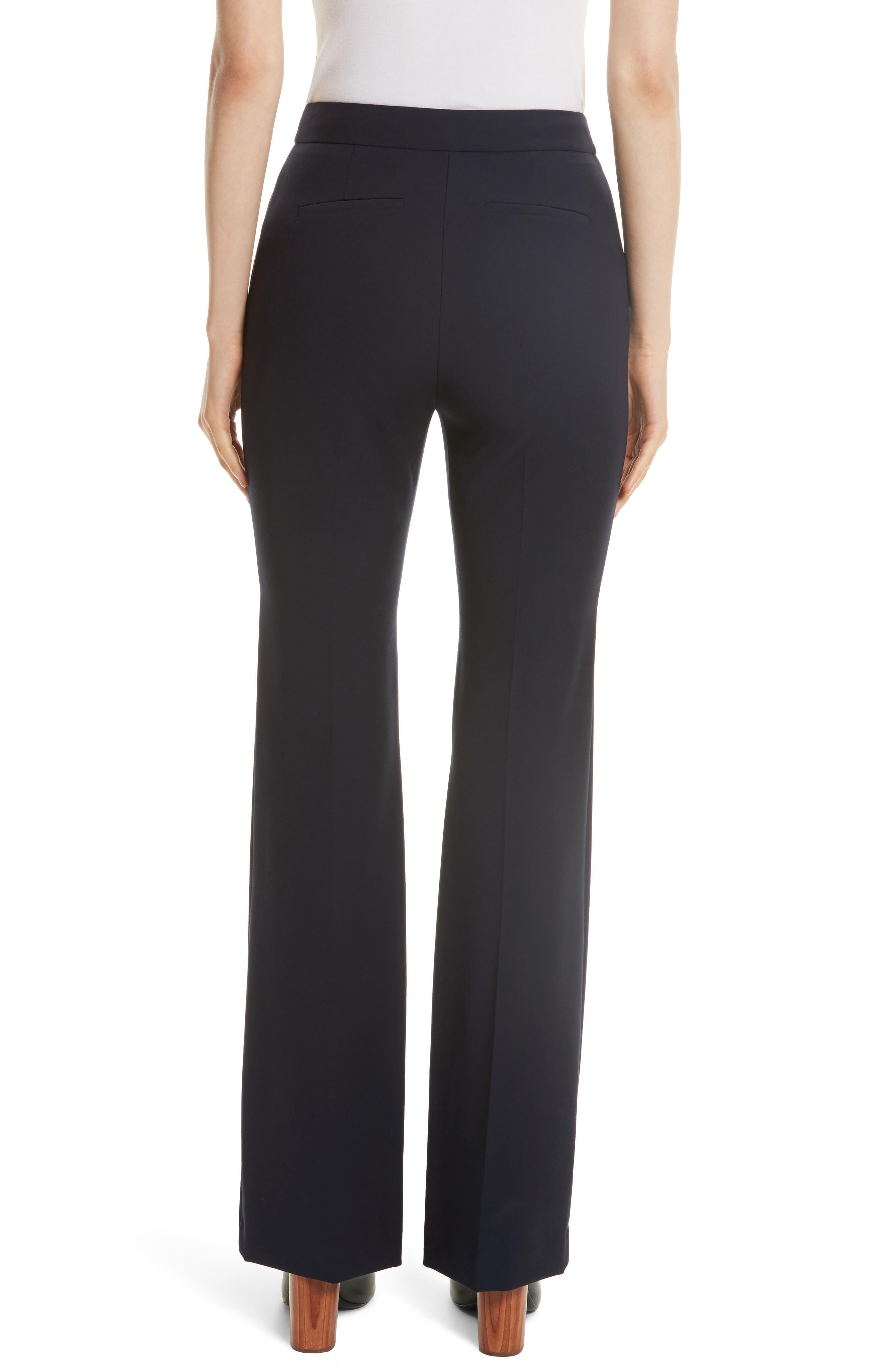 Stretch Suit Pants,                             Alternate thumbnail 2, color,                             Dark Navy