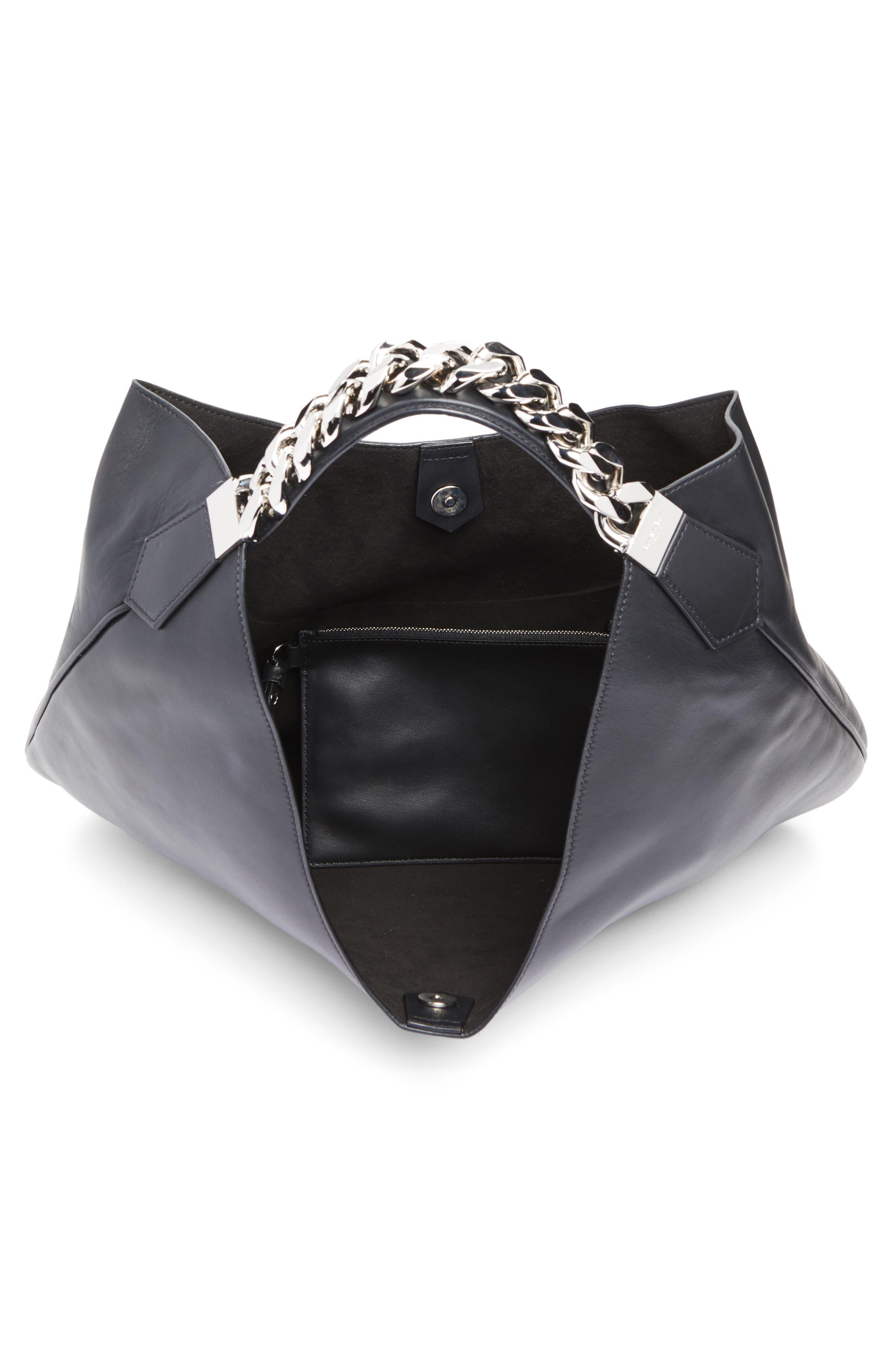 Alternate Image 4  - Givenchy Medium Infinity Calfskin Leather Hobo