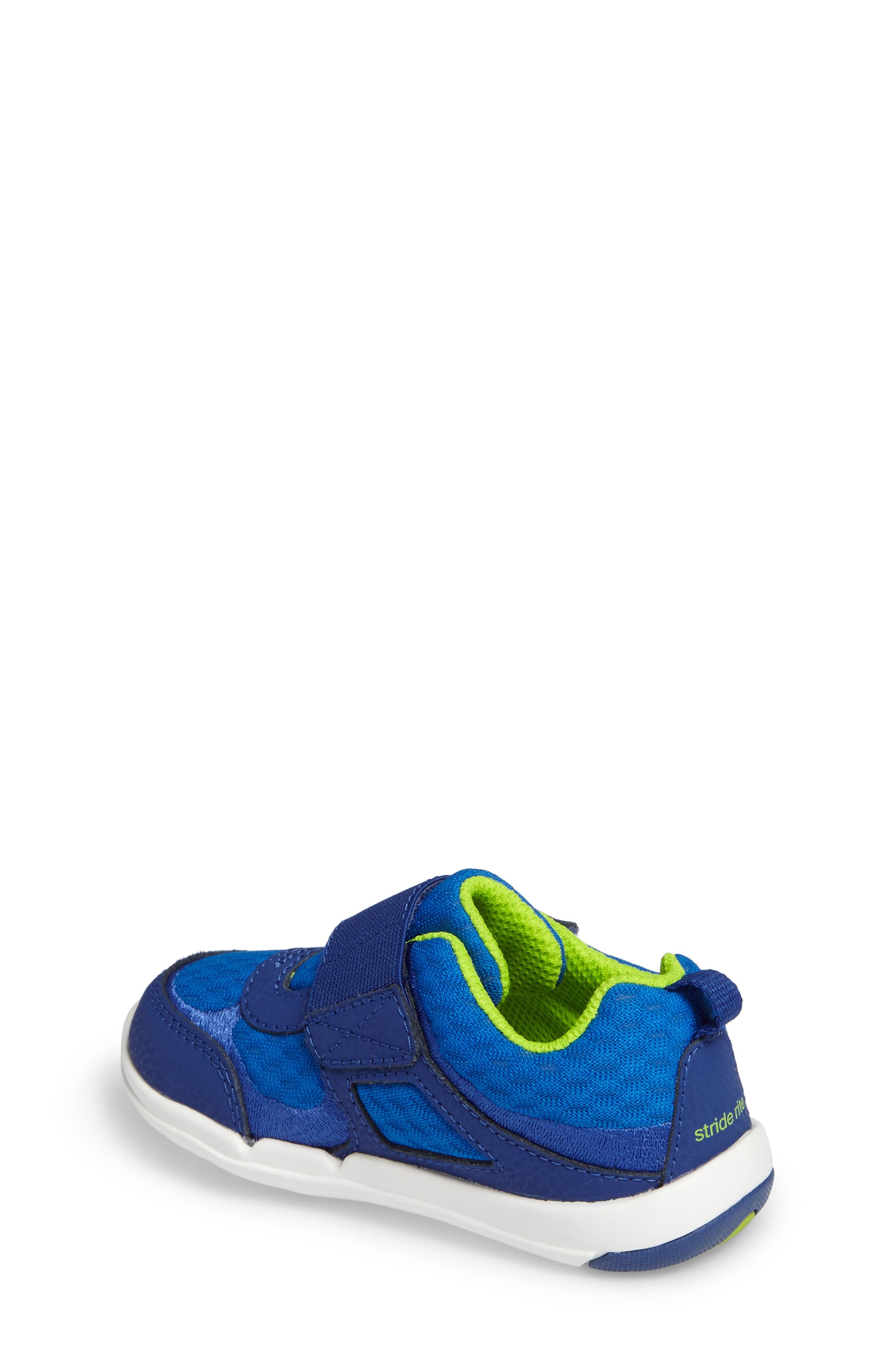 Alternate Image 2  - Stride Rite Casey Sneaker (Baby, Toddler & Walker)
