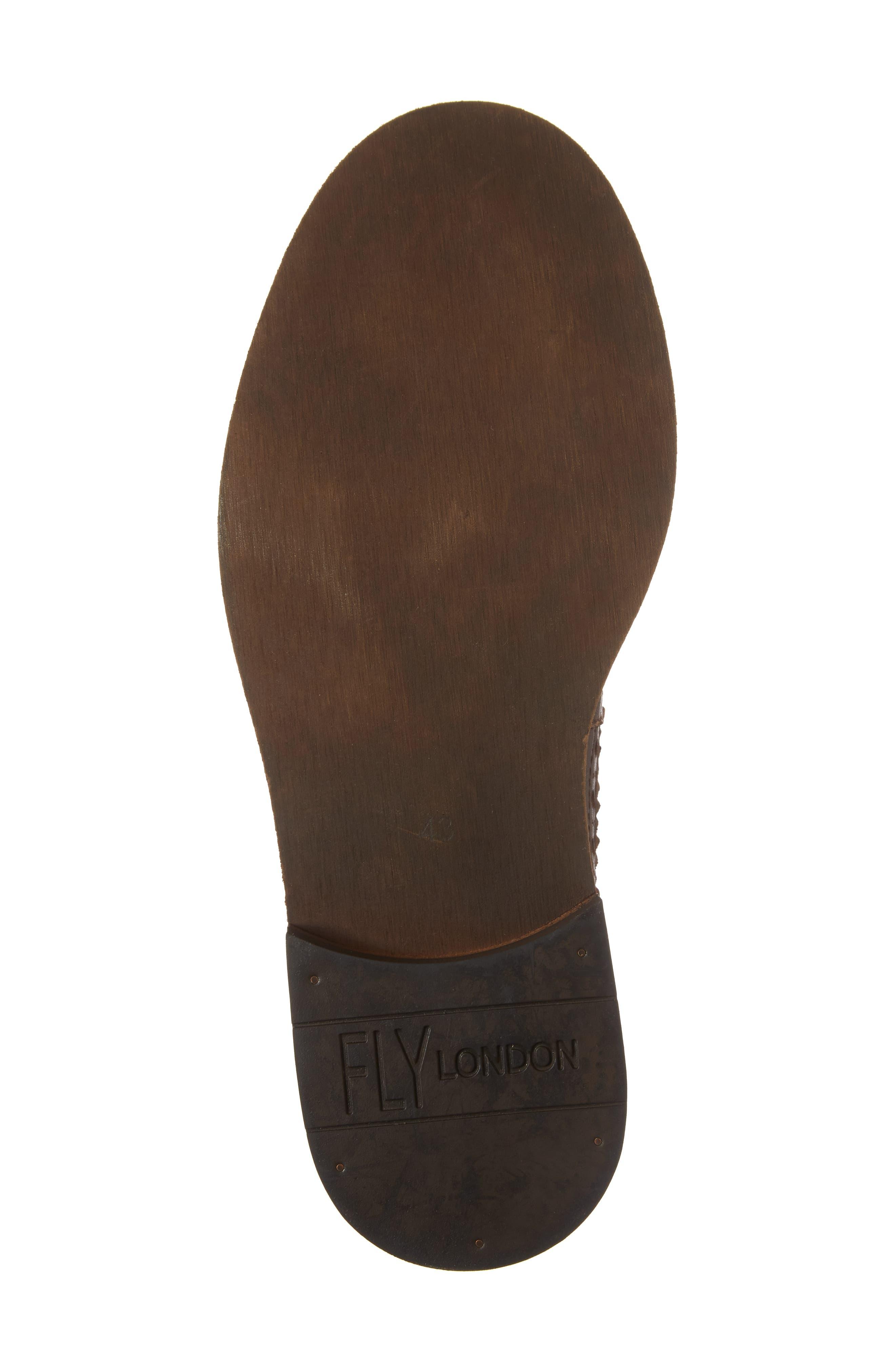Alternate Image 6  - Fly London Wile Wingtip Chukka Boot (Men)