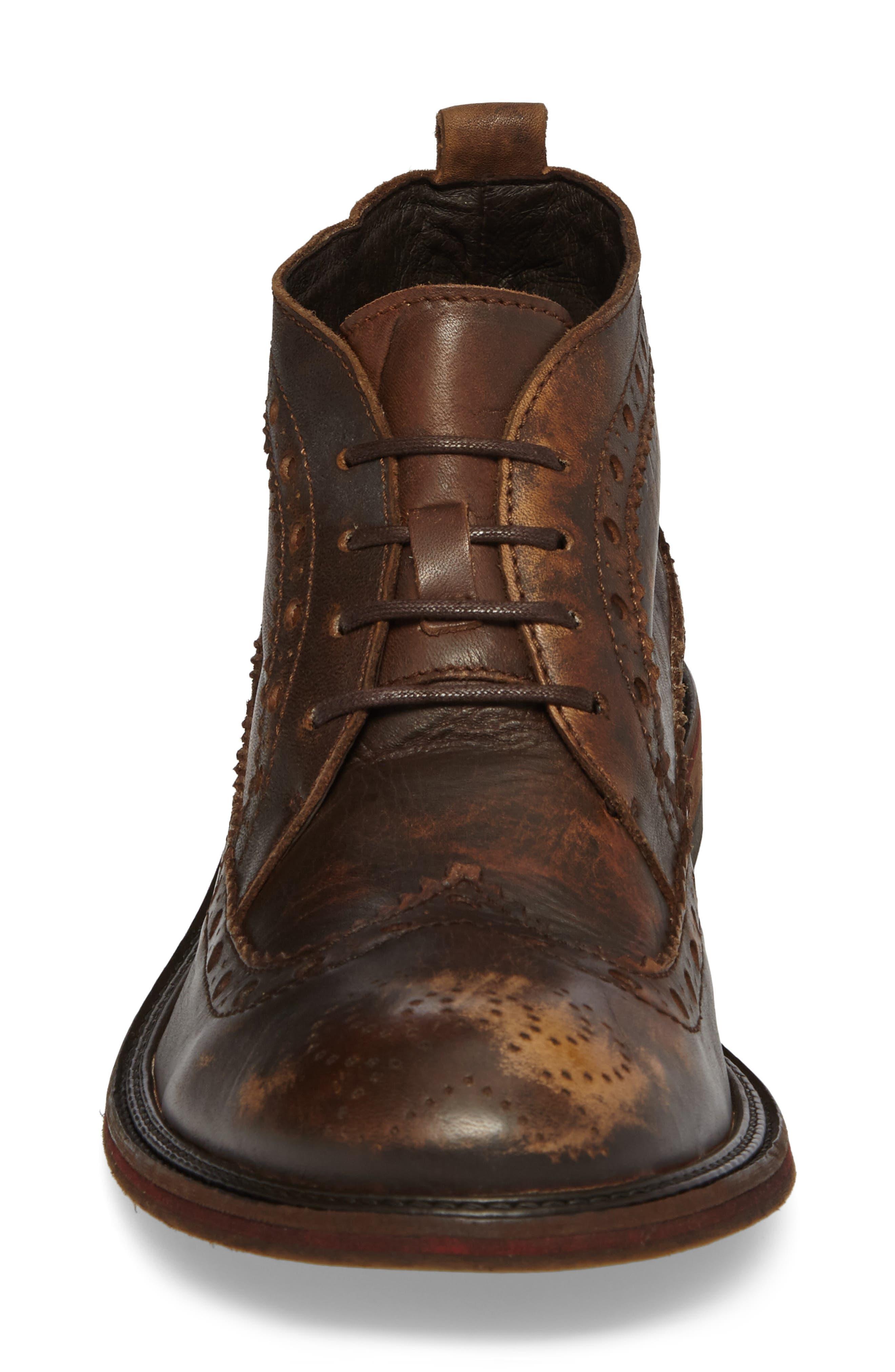 Alternate Image 4  - Fly London Wile Wingtip Chukka Boot (Men)