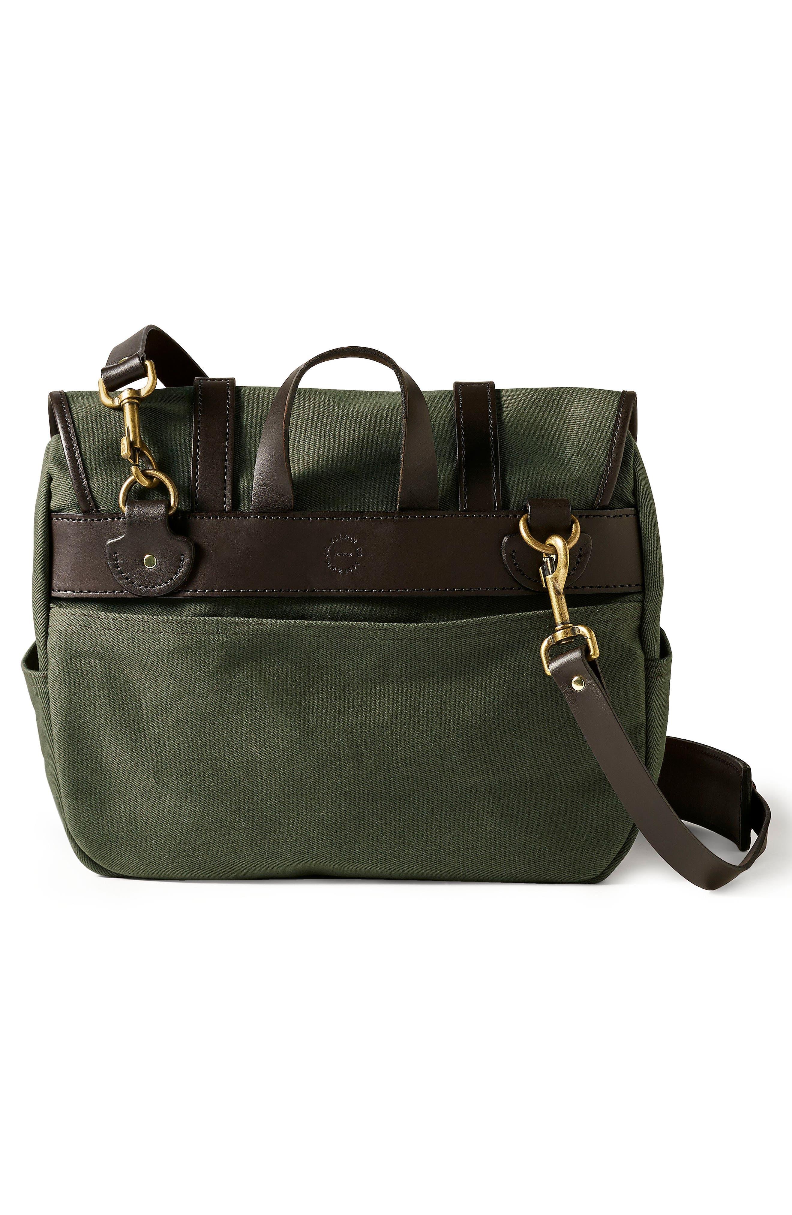 Medium Field Bag,                             Alternate thumbnail 2, color,                             Otter Green