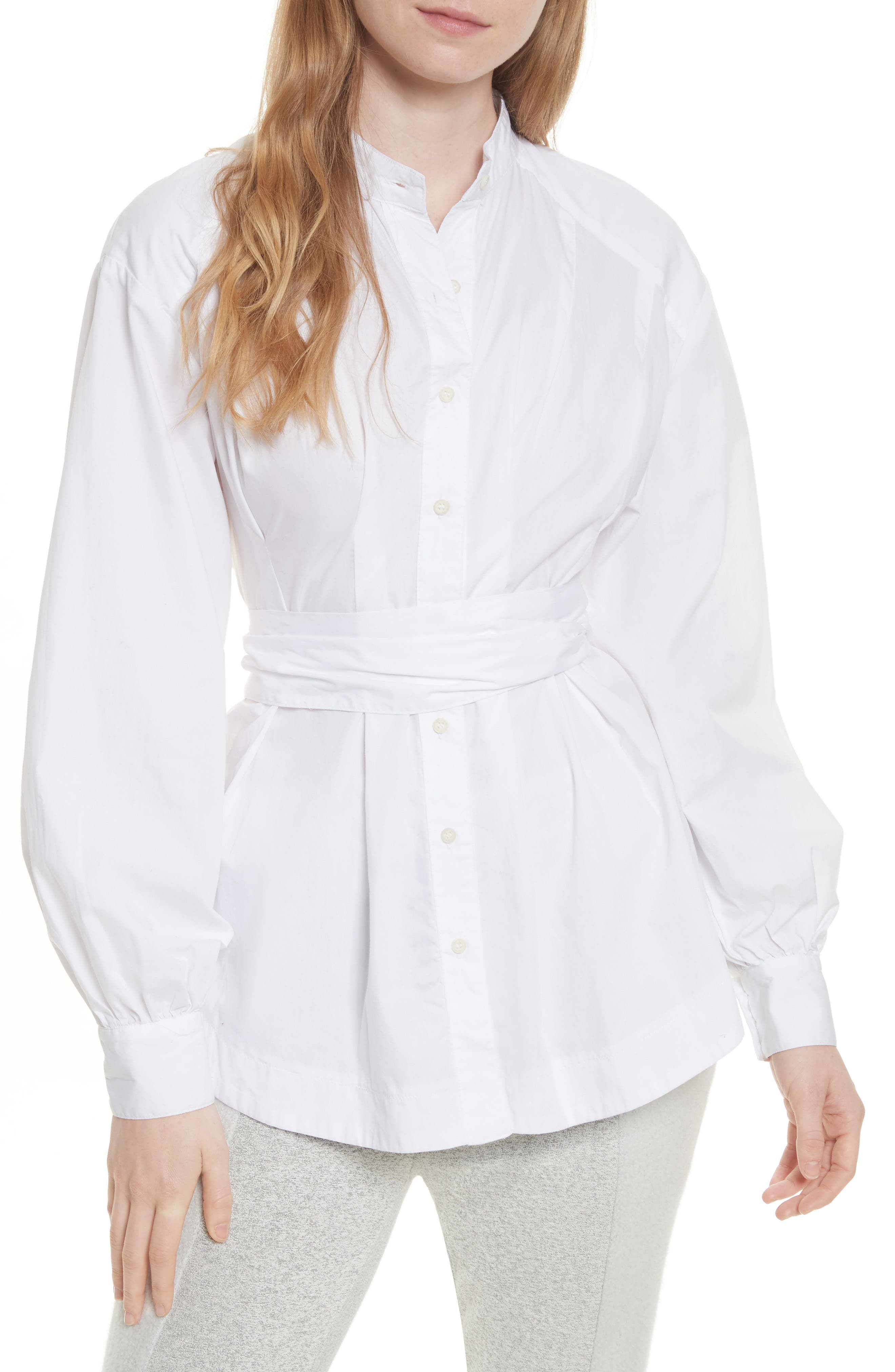 Abbey Tunic,                         Main,                         color, White