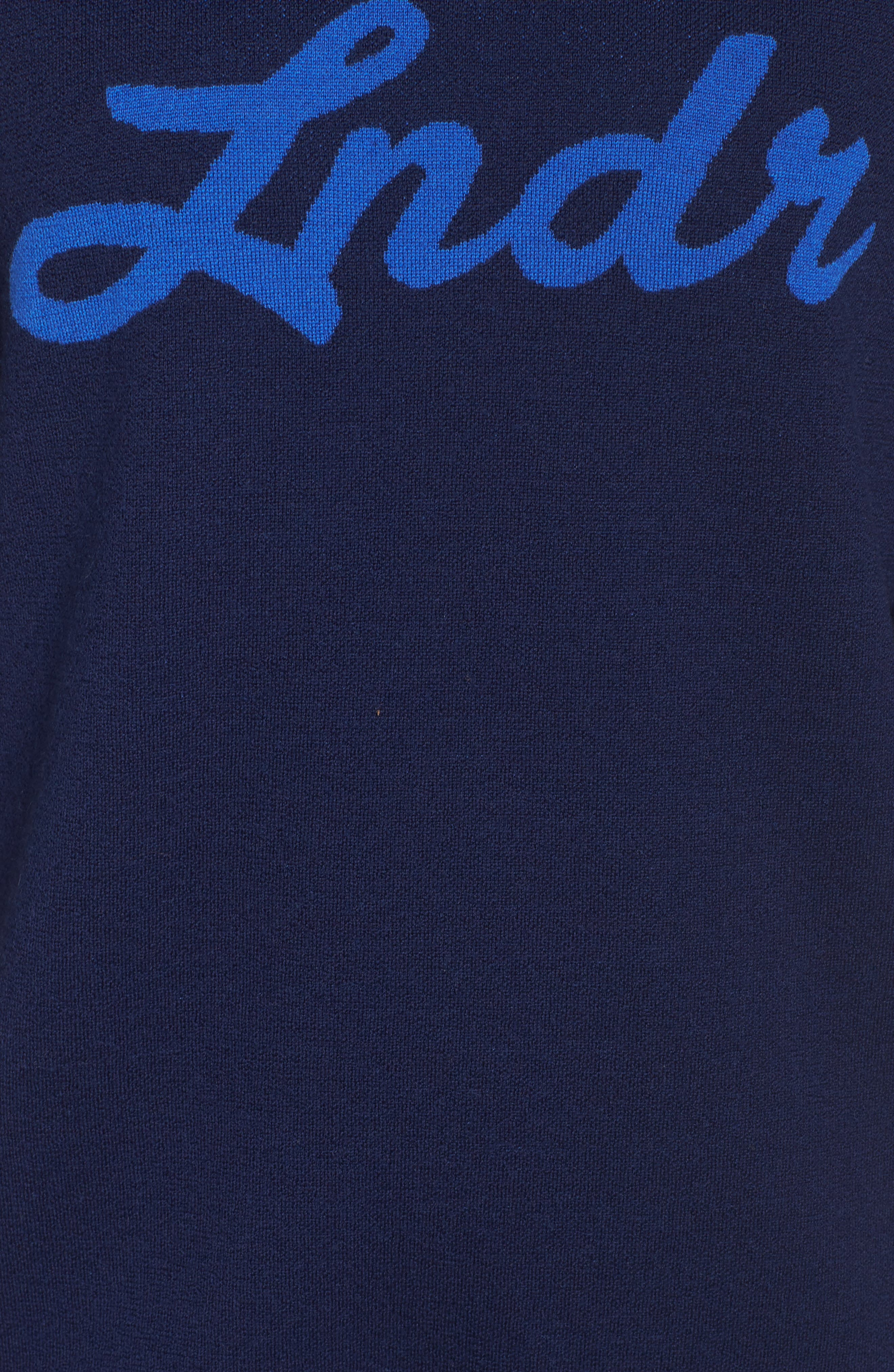 Alternate Image 5  - LNDR Double Happiness Pullover