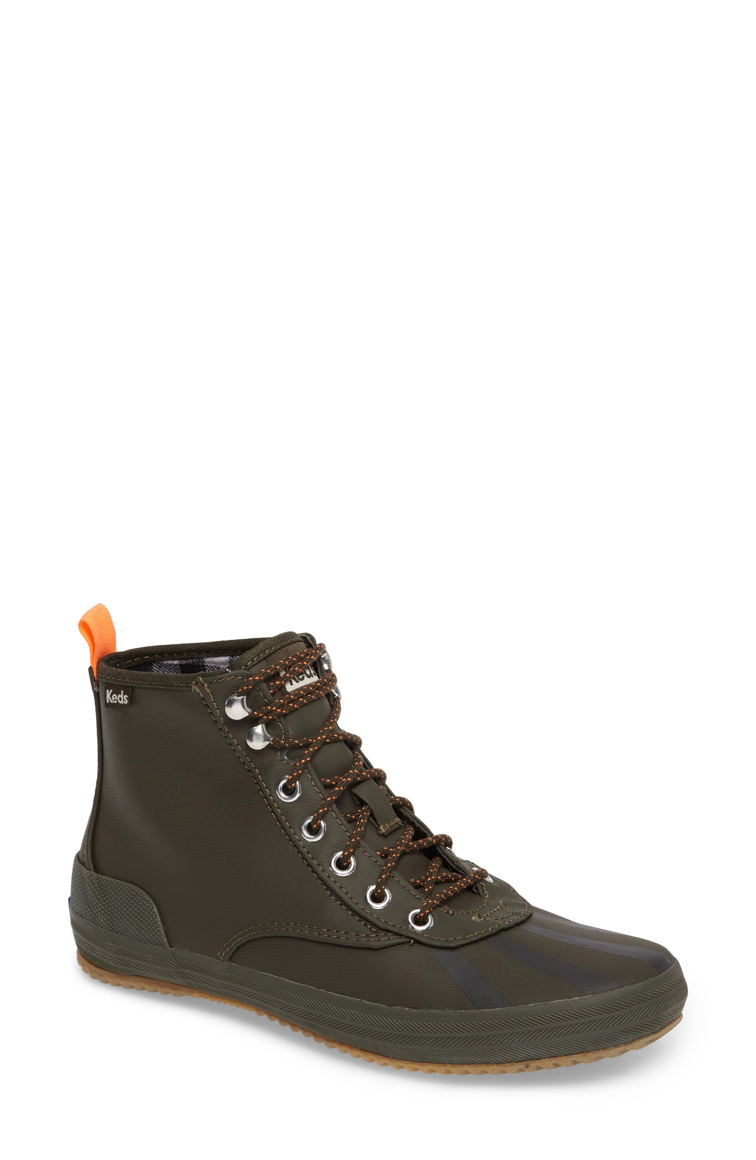 Alternate Image 1 Selected - Keds® Scout Water Repellent Sneaker Boot (Women)