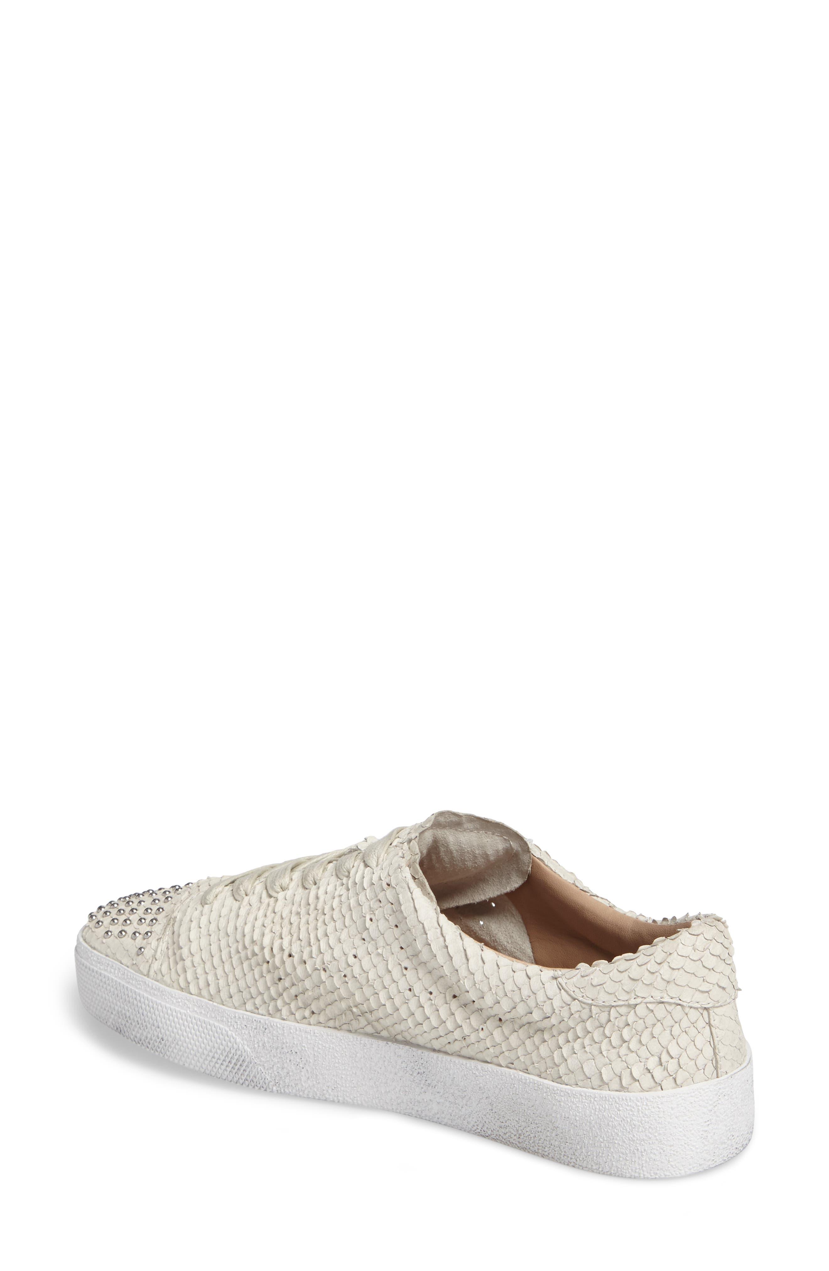 Alternate Image 2  - Mercer Edit Catcall Studded Sneaker (Women)