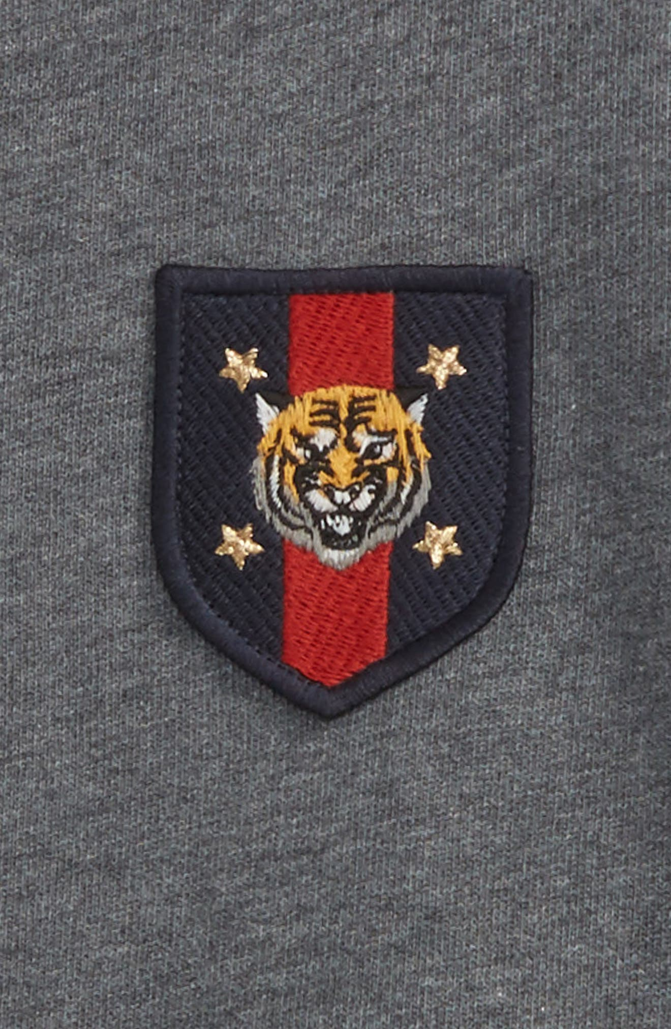 Alternate Image 2  - Gucci Patch Sweatshirt (Little Boys & Big Boys)
