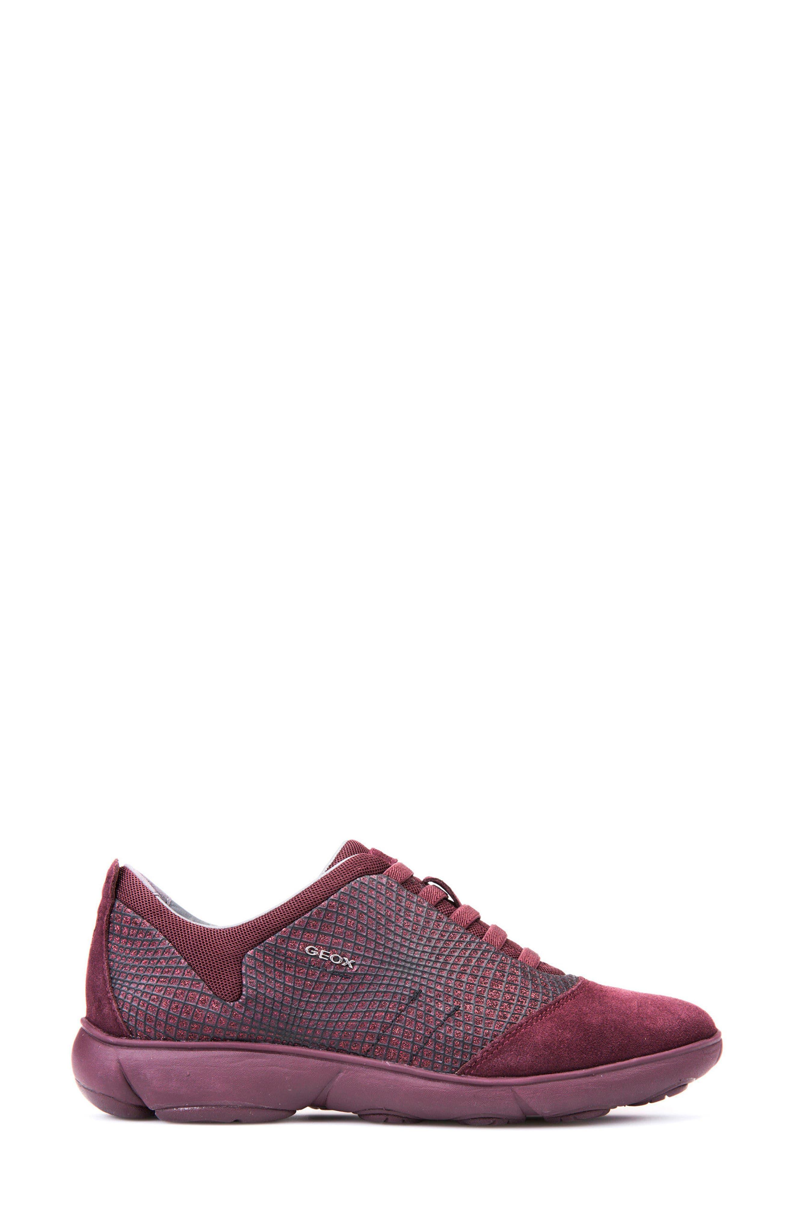 Alternate Image 3  - Geox Nebula Slip-On Sneaker (Women)