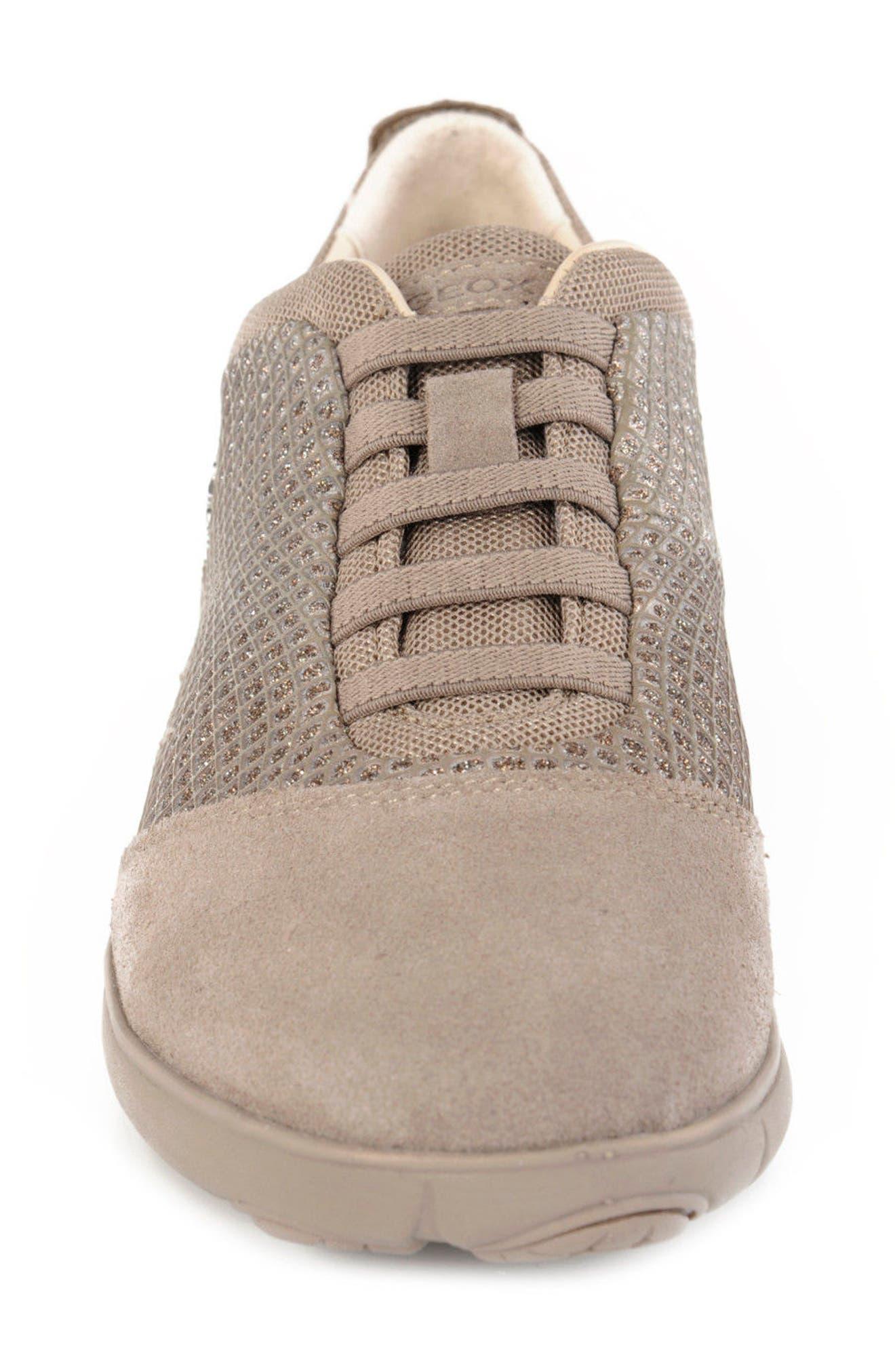 Nebula Slip-On Sneaker,                             Alternate thumbnail 5, color,                             Taupe