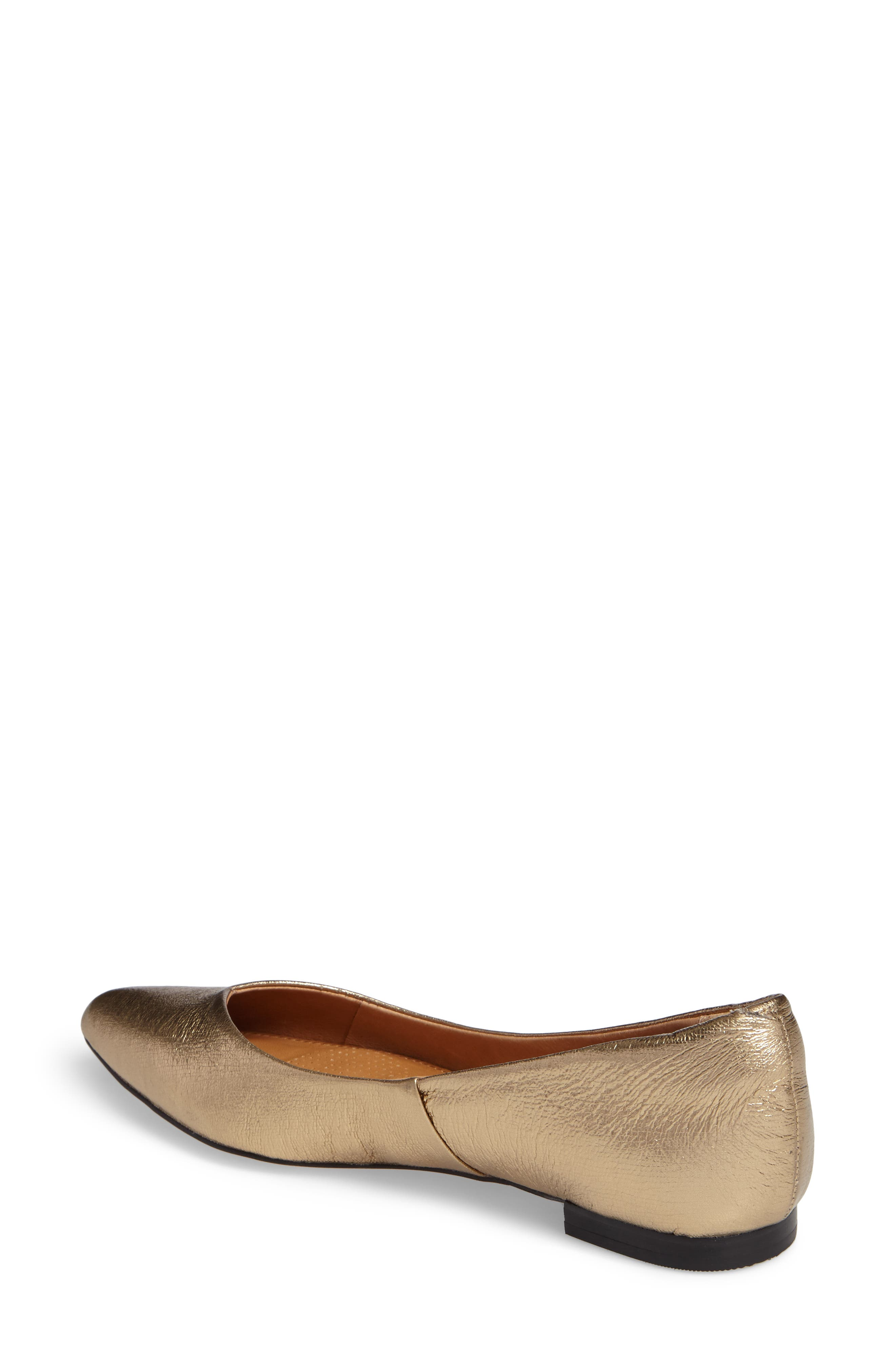 Alternate Image 2  - Corso Como Julia Pointy Toe Flat (Women)