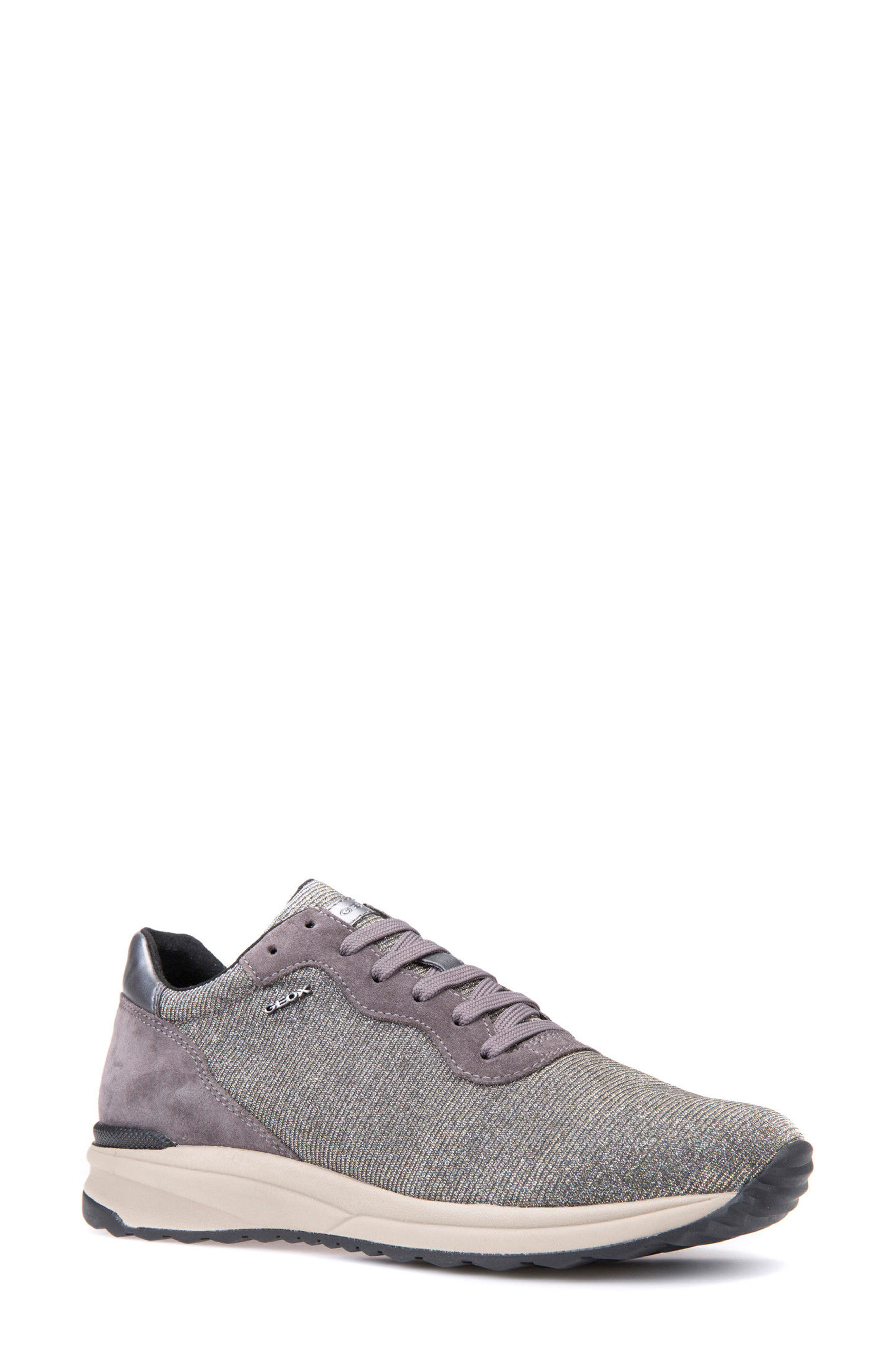 Alternate Image 1 Selected - Geox Airell Sneaker (Women)