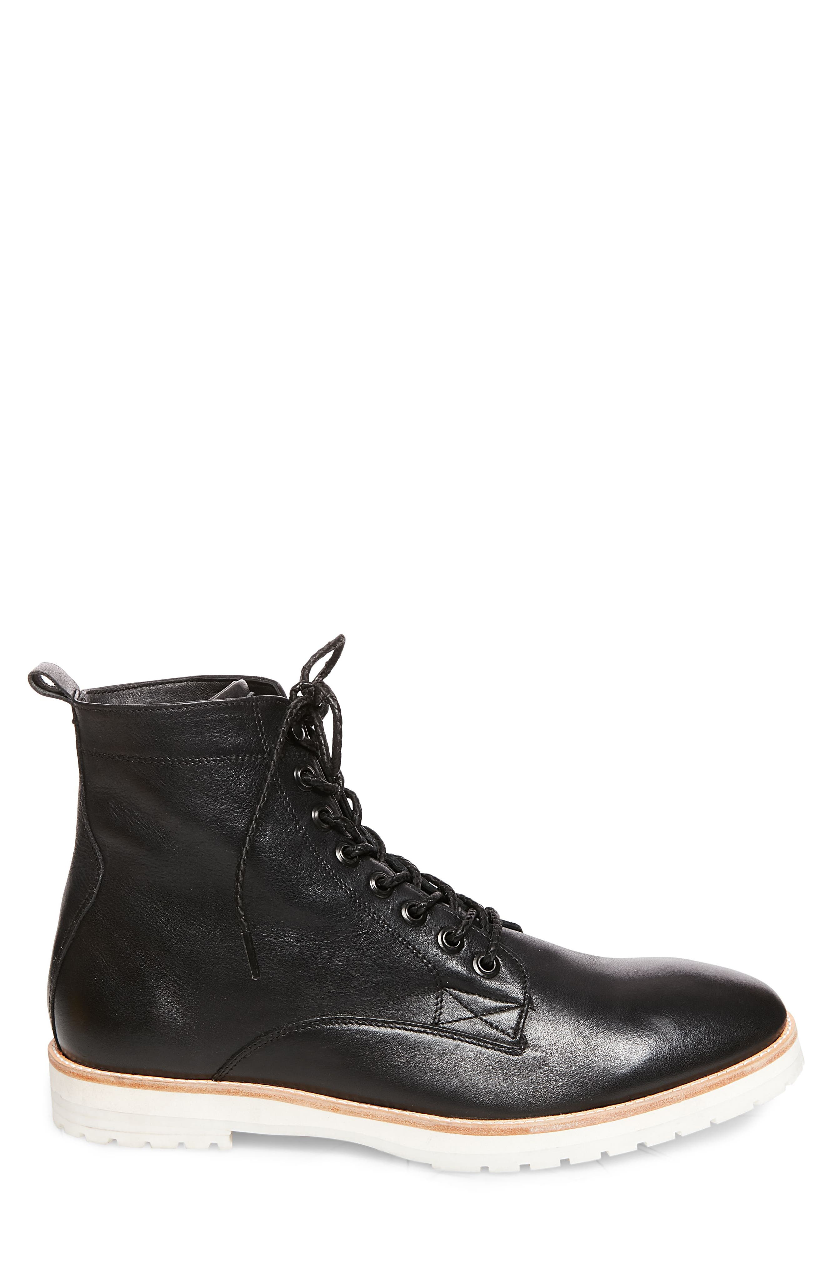 Alternate Image 3  - Steve Madden x GQ Andre Plain Toe Boot (Men)