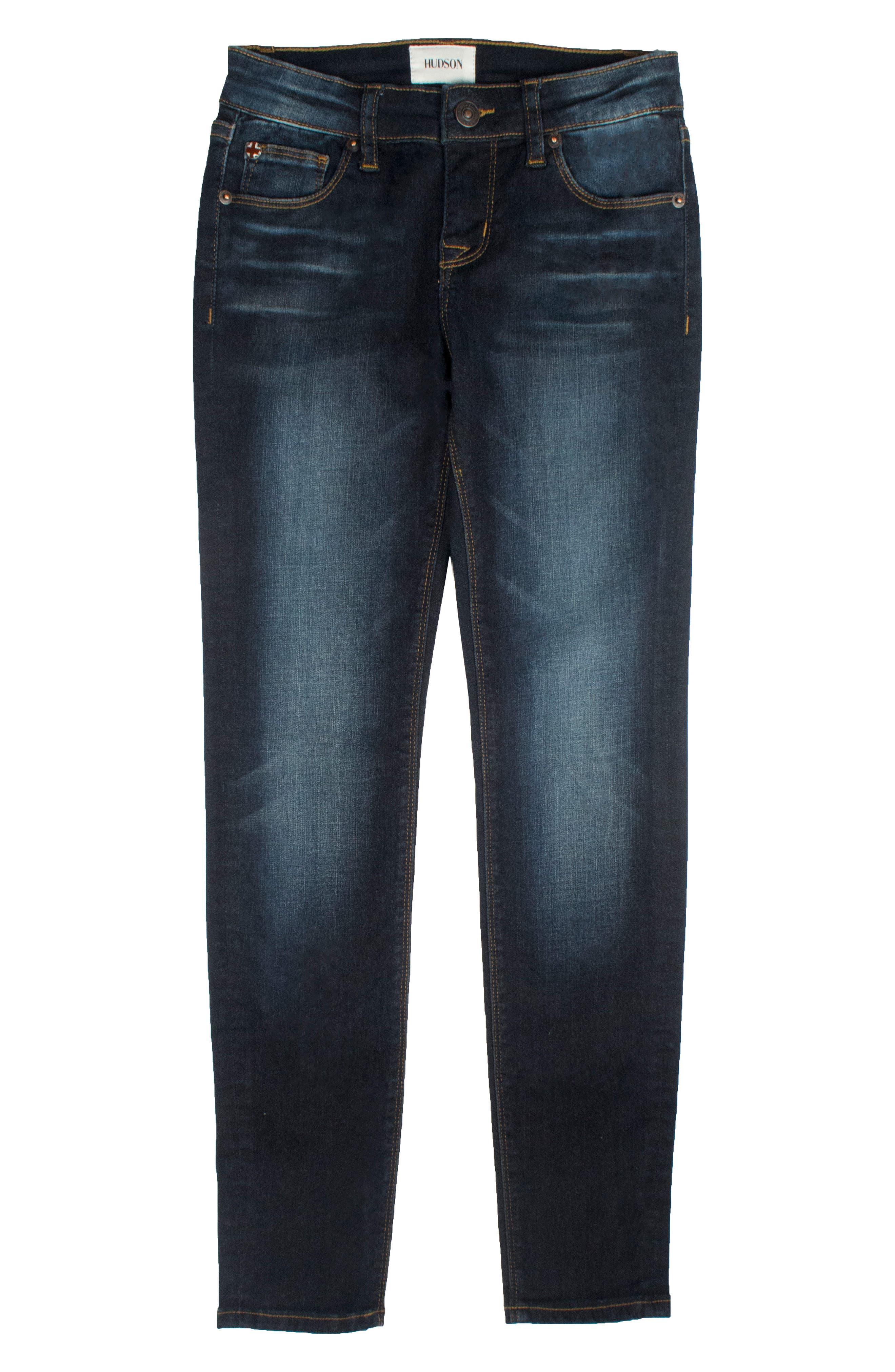 Hudson Kids Christa Super Stretch Skinny Jeans (Toddler Girls & Little Girls)