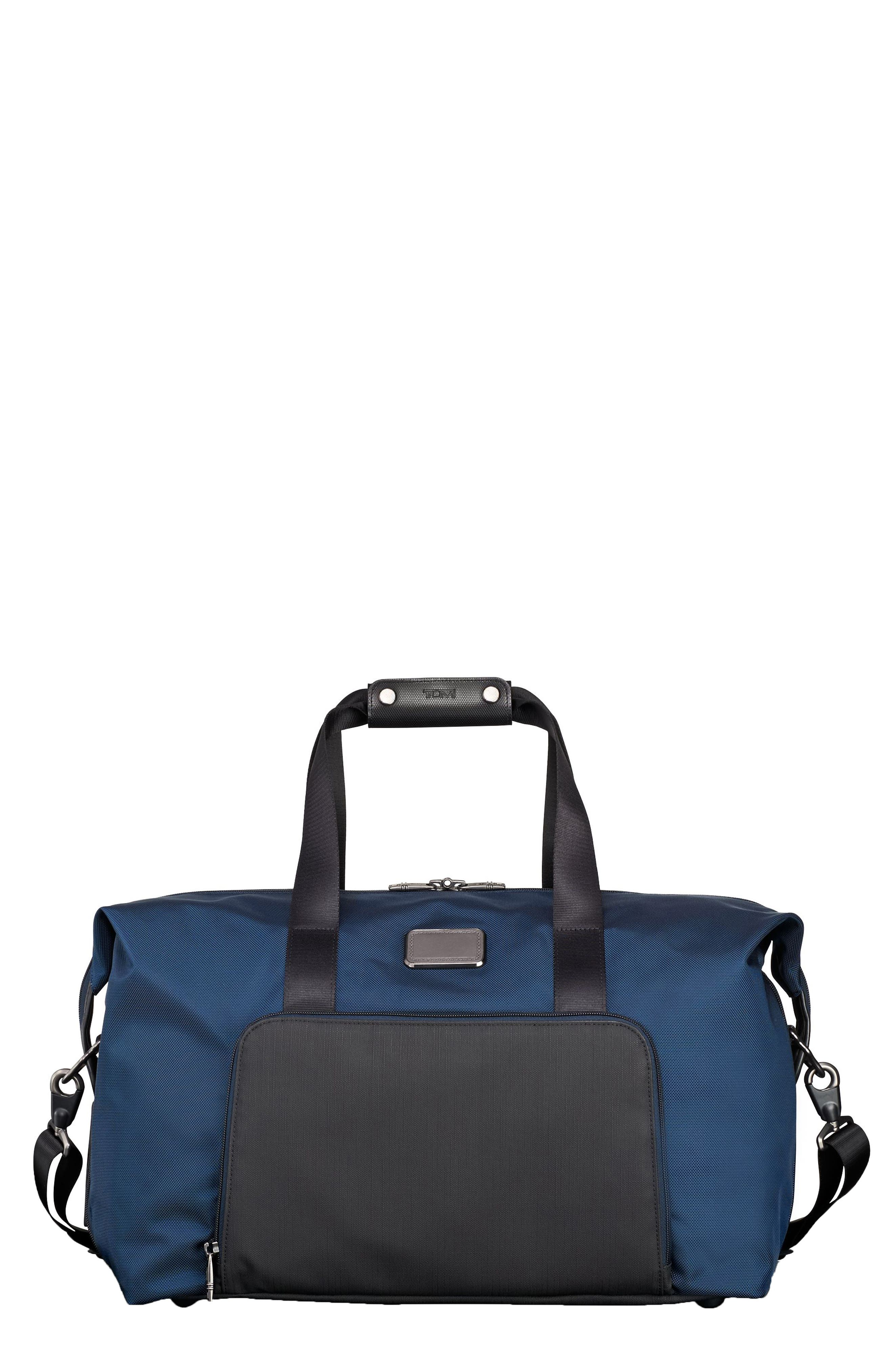 Tumi Alpha 2 Expandable Travel Satchel