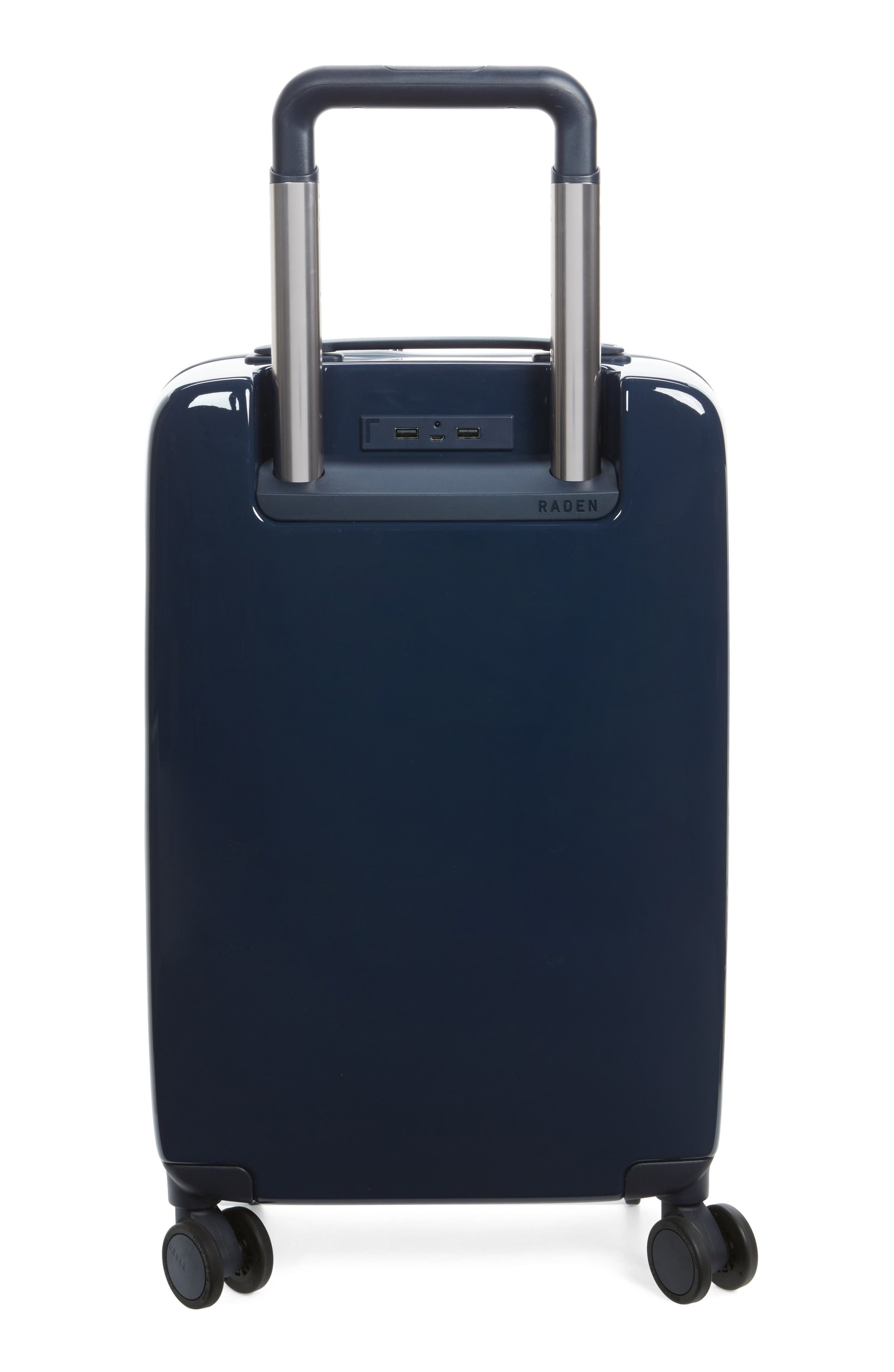 Alternate Image 3  - Raden The A22 22-Inch Charging Wheeled Carry-On