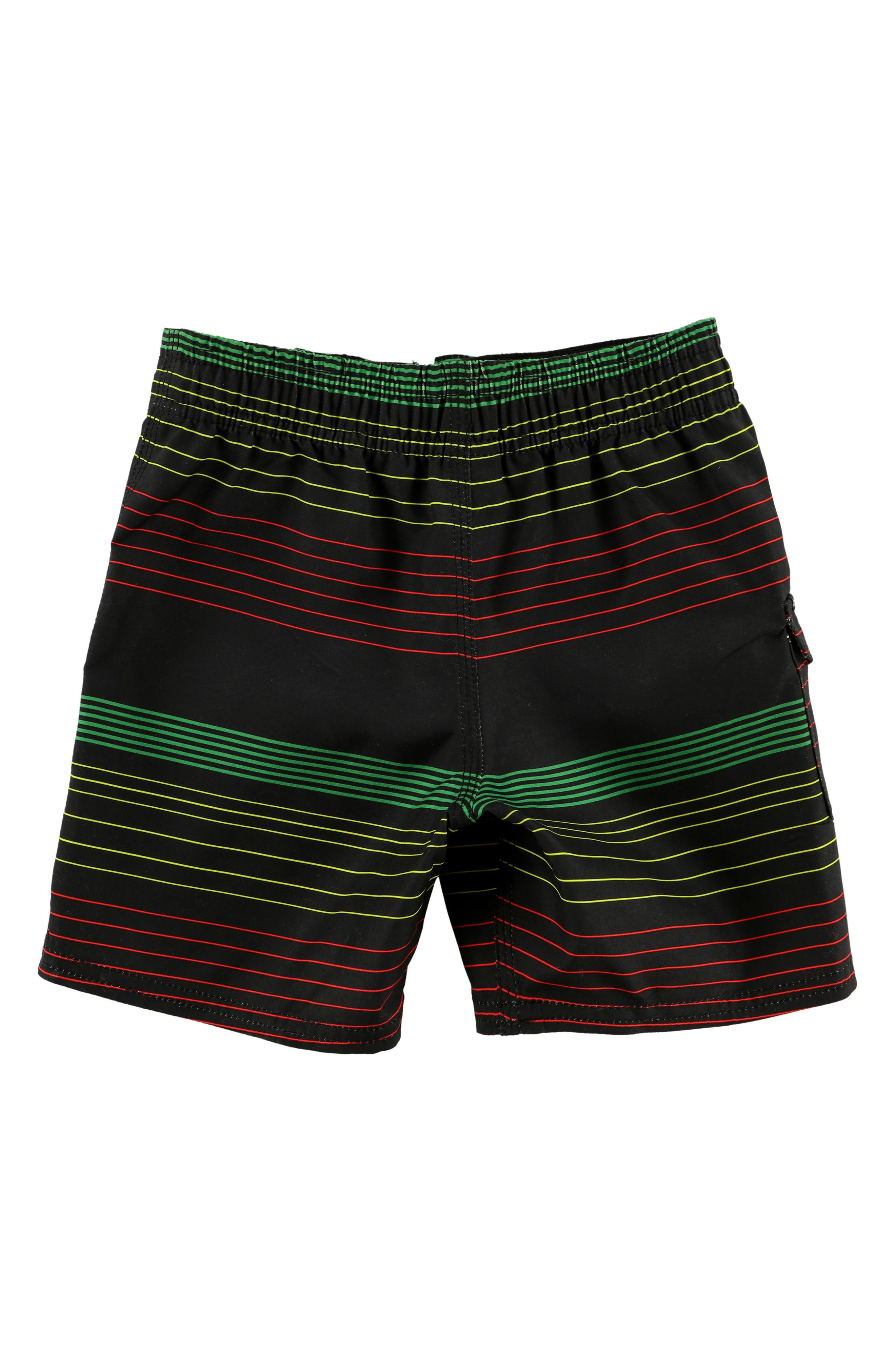 Alternate Image 2  - O'Neill Santa Cruz Stripe Board Shorts (Big Boys)