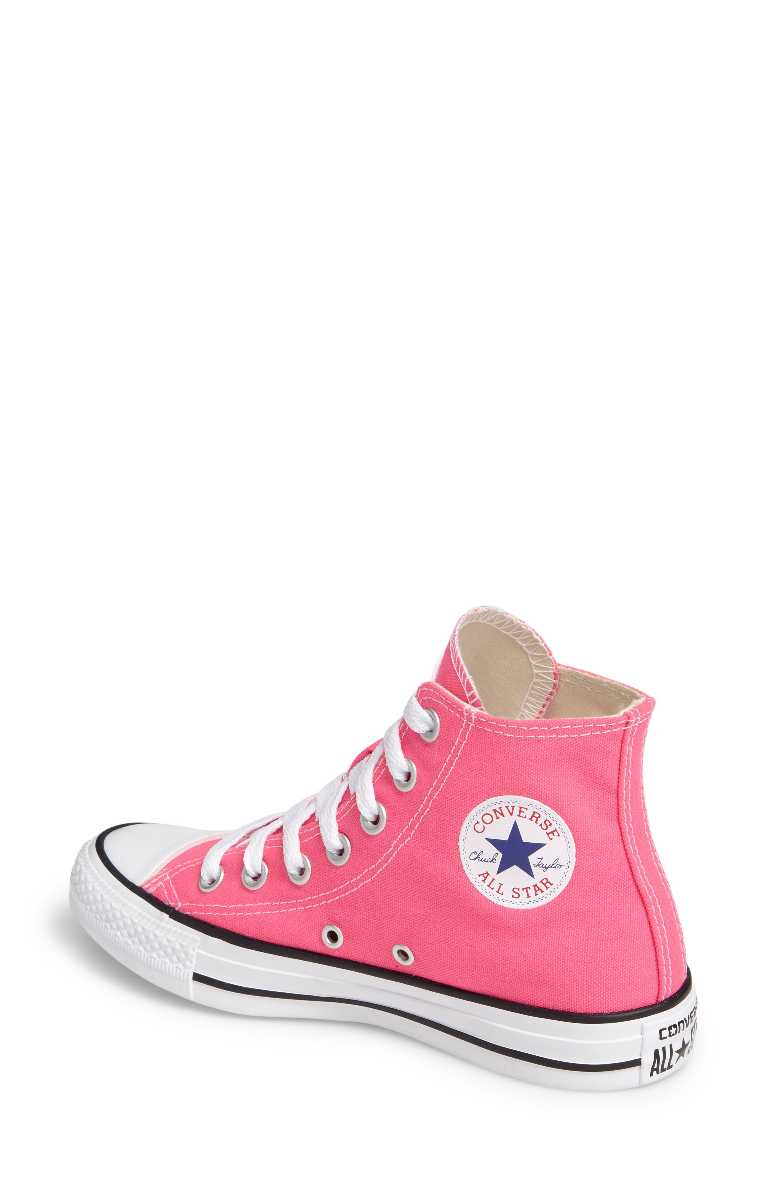 Alternate Image 2  - Converse Chuck Taylor® All Star® Seasonal Hi Sneaker (Women)