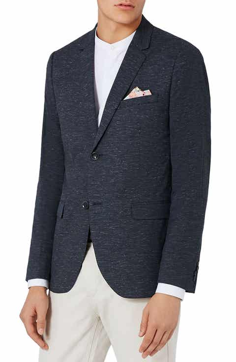 Linen Blazers & Sport Coats for Men | Nordstrom