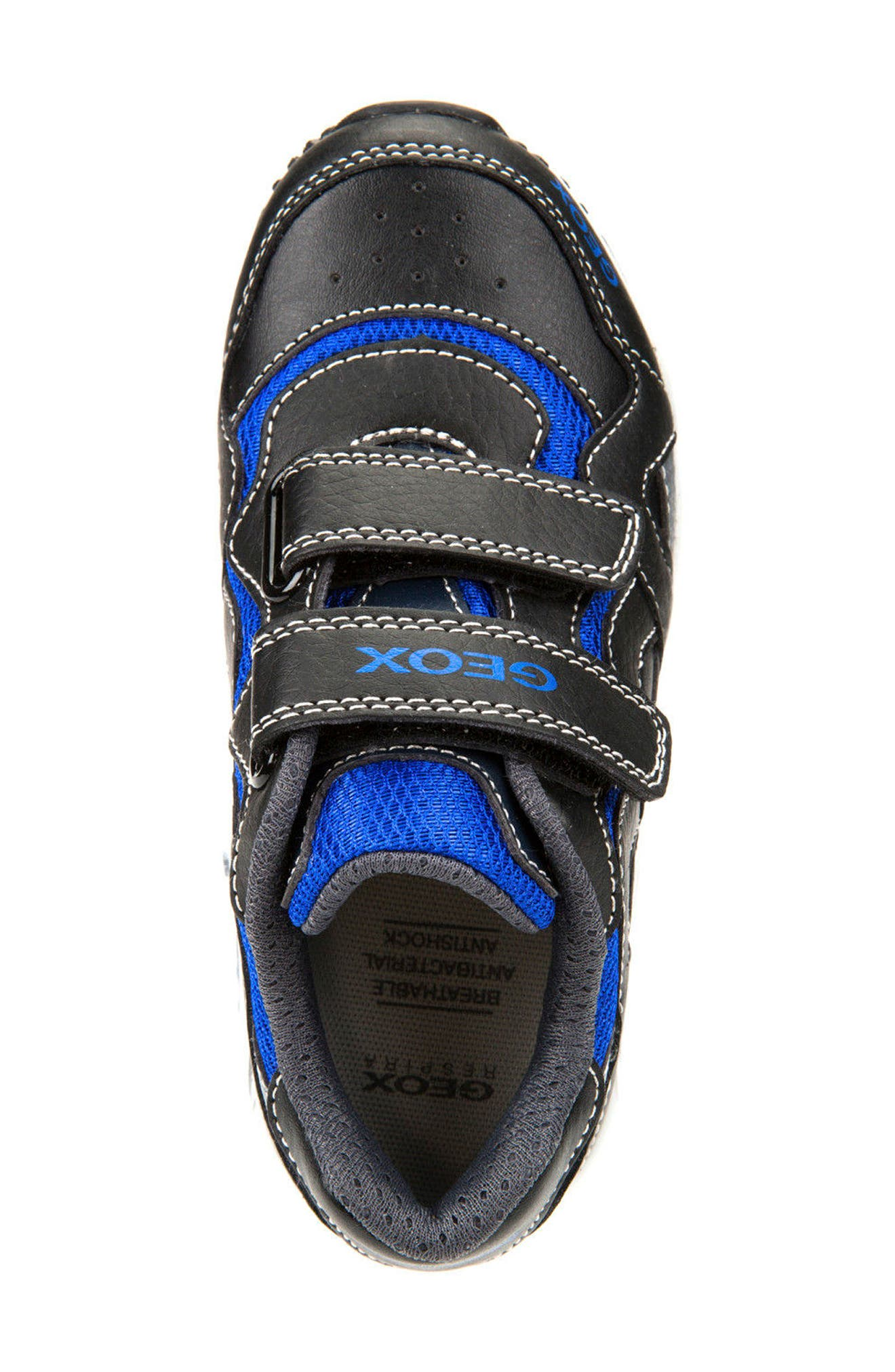 Alternate Image 5  - Geox Pavel Sneaker (Toddler, Little Kid & Big Kid)