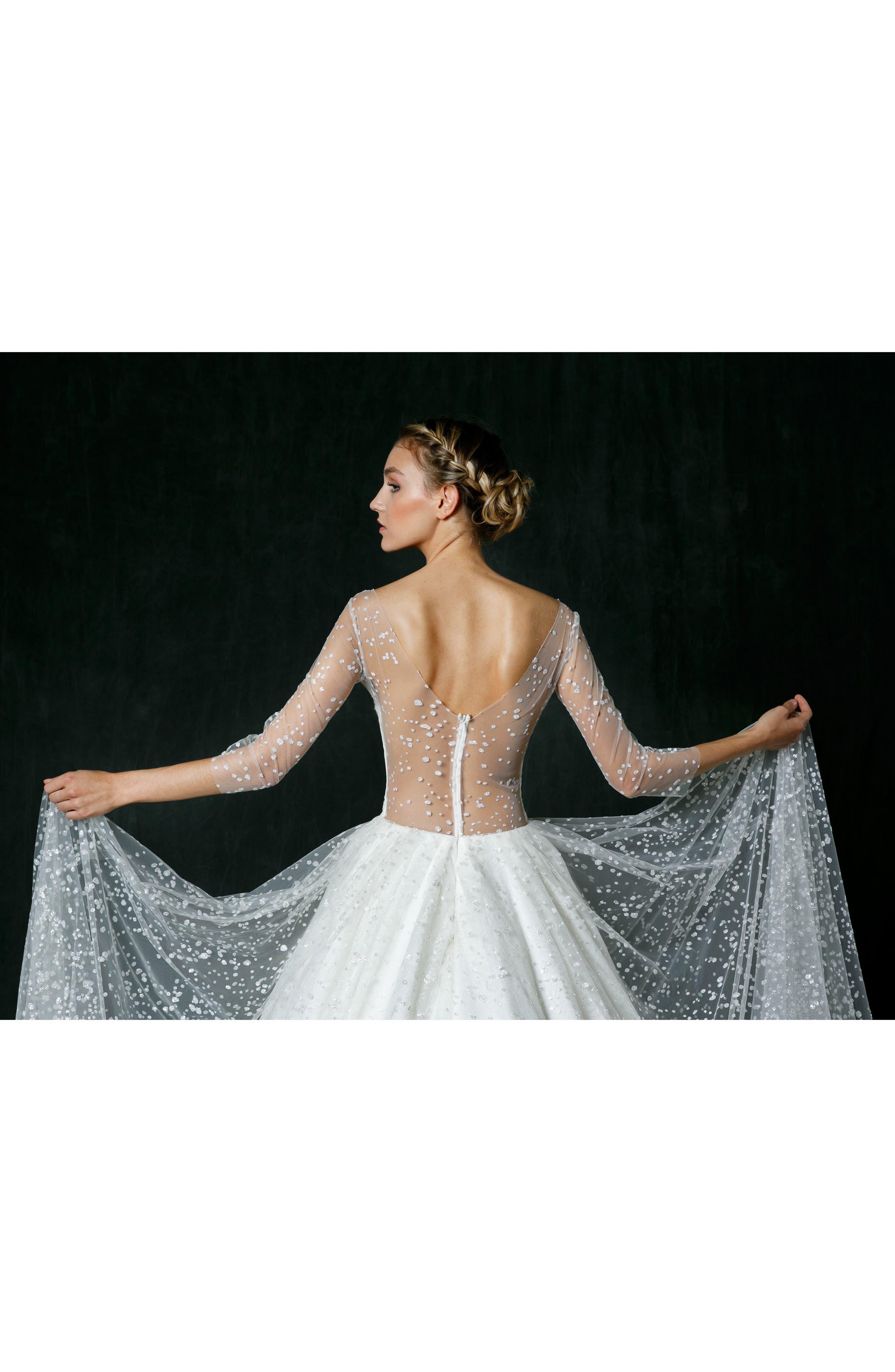Alternate Image 6  - Sareh Nouri Nannette Sparkle Lace Ballgown