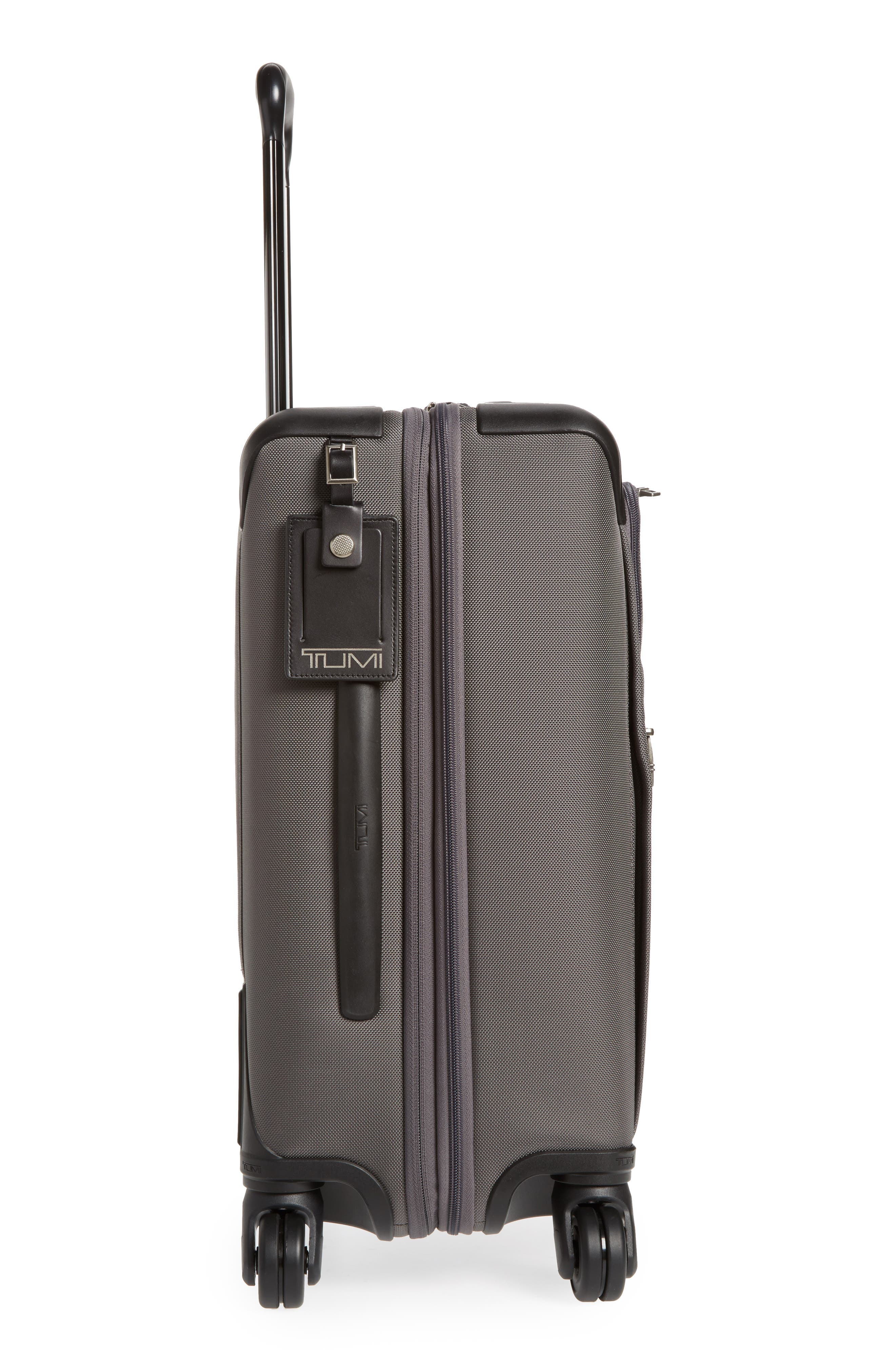 Alpha Bravo Rolling 22-Inch Carry-On,                             Alternate thumbnail 5, color,                             Castle Grey