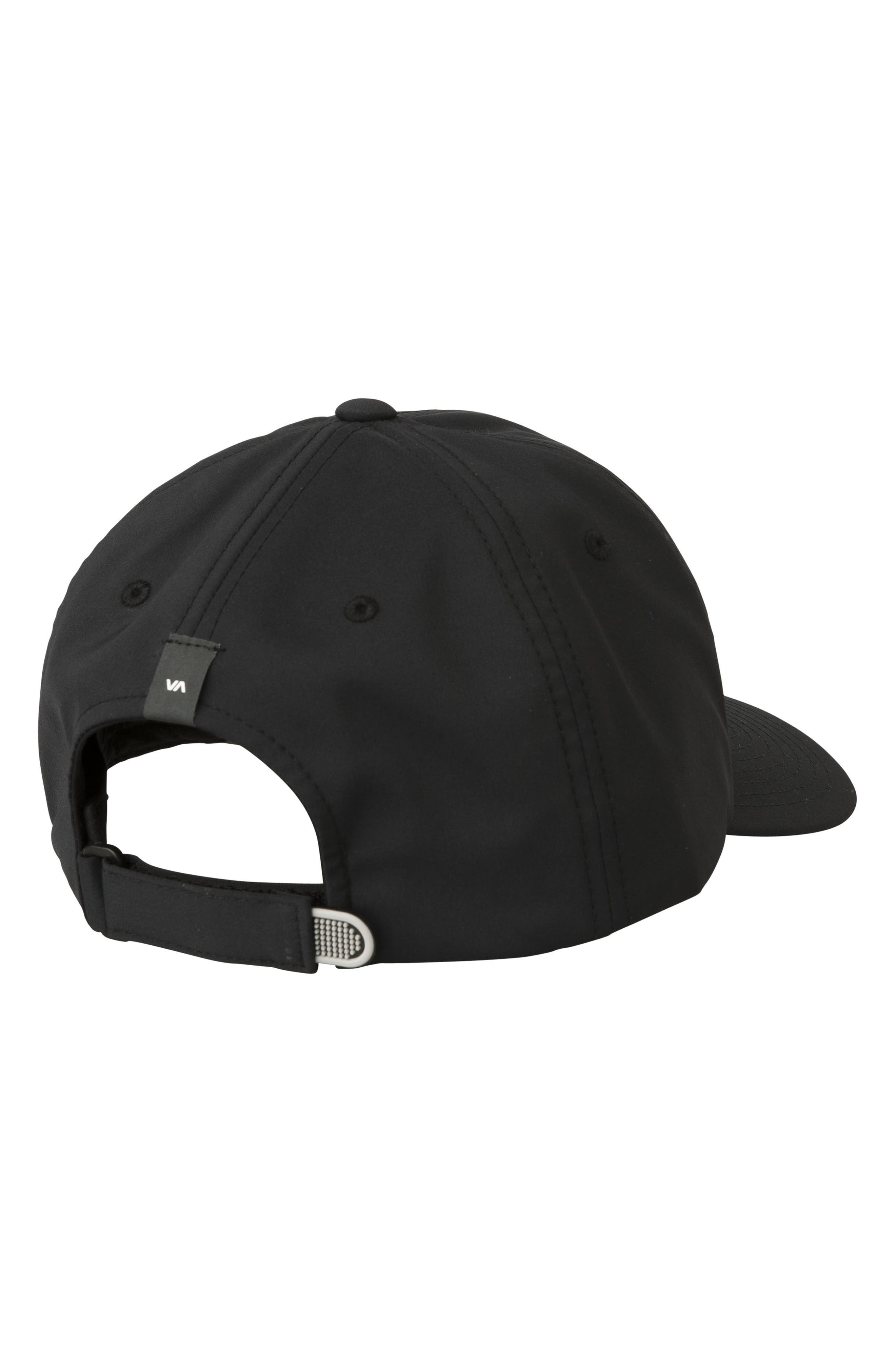 RA Sport Trainer Baseball Cap,                             Alternate thumbnail 2, color,                             Black