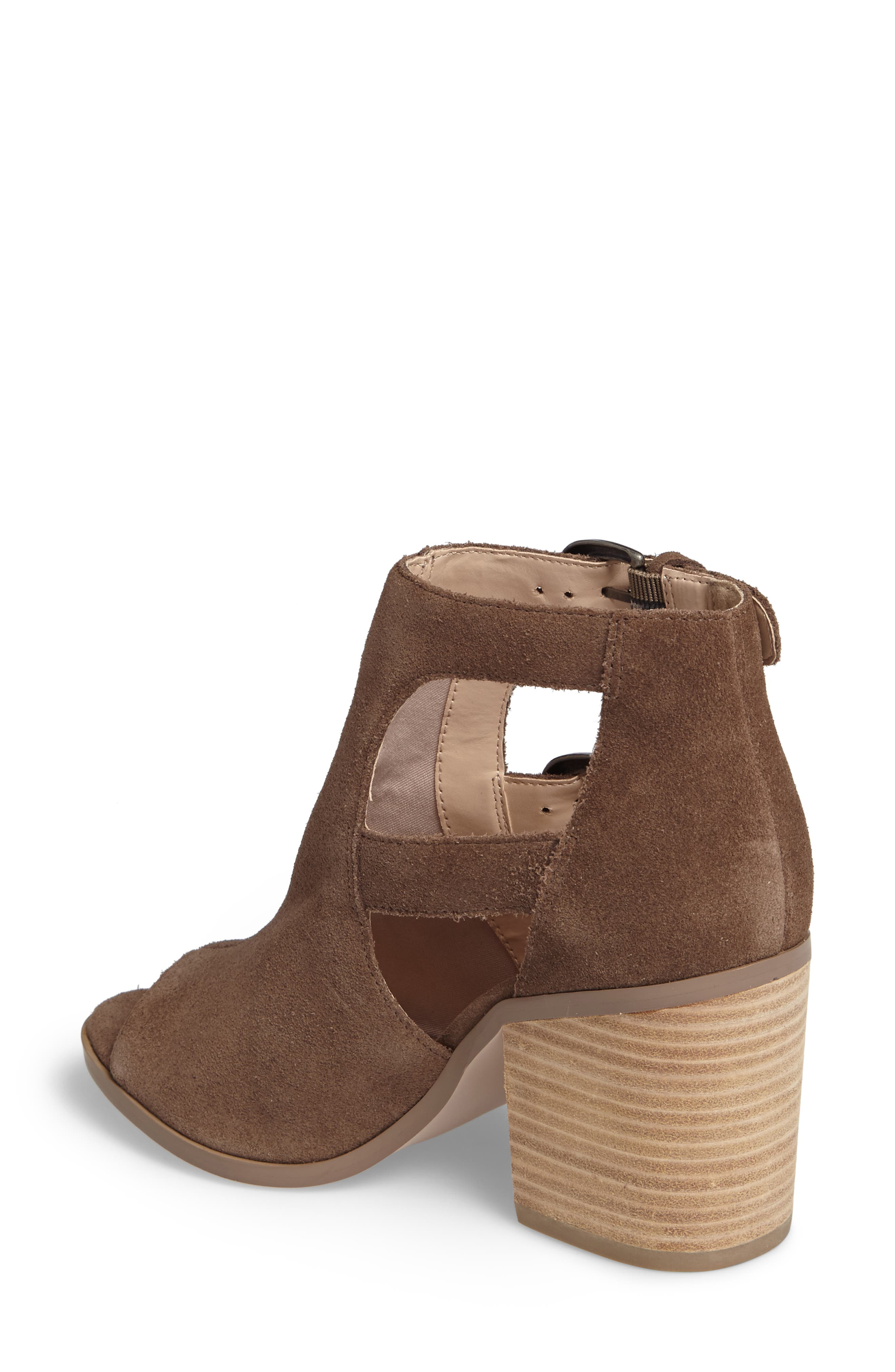 Alternate Image 2  - Sole Society Hyperion Peep Toe Bootie (Women)