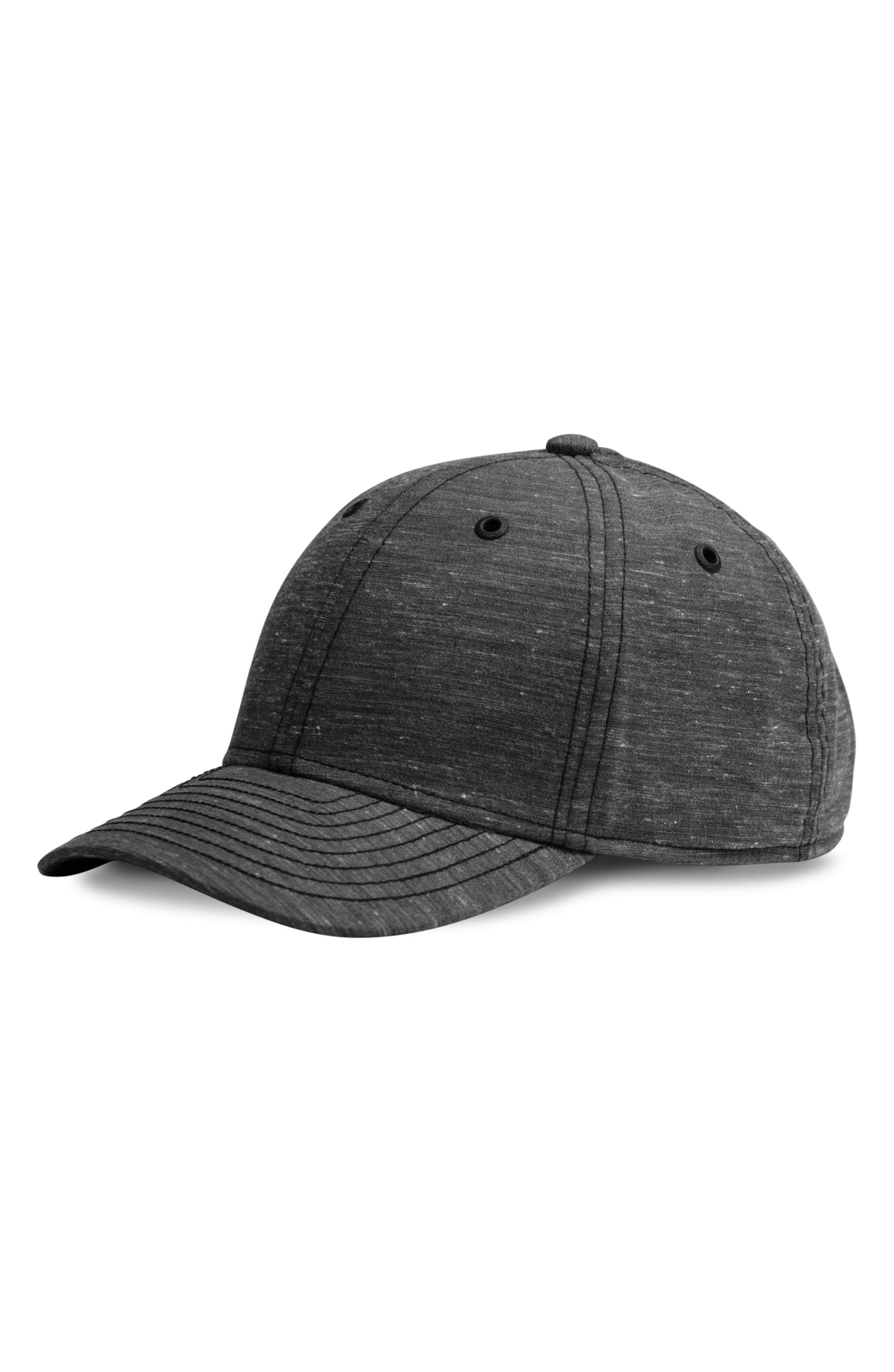 The Prep Cap,                             Main thumbnail 1, color,                             Black