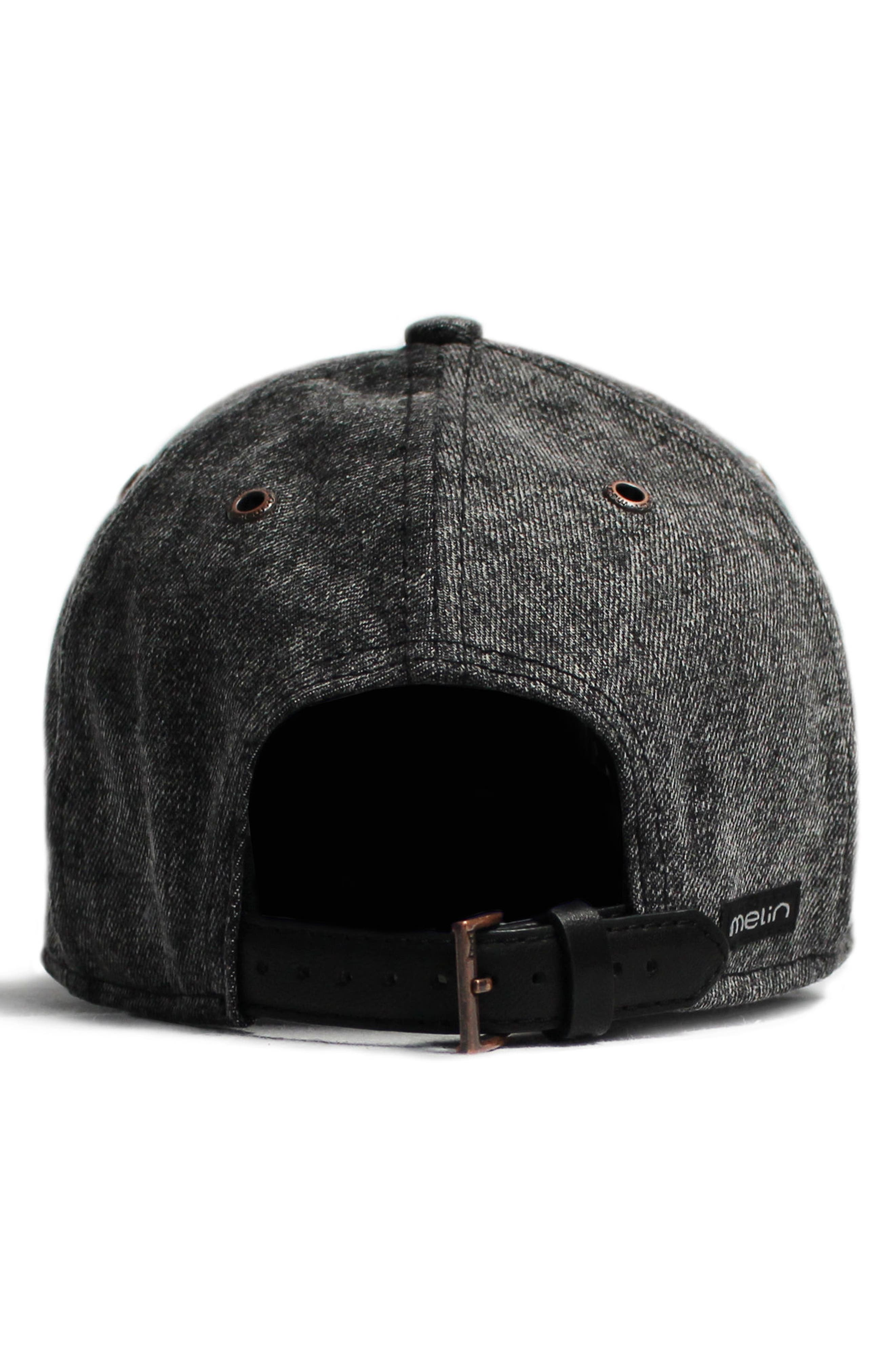 'The Haze' Vintage Fit Baseball Cap,                             Alternate thumbnail 2, color,                             Black