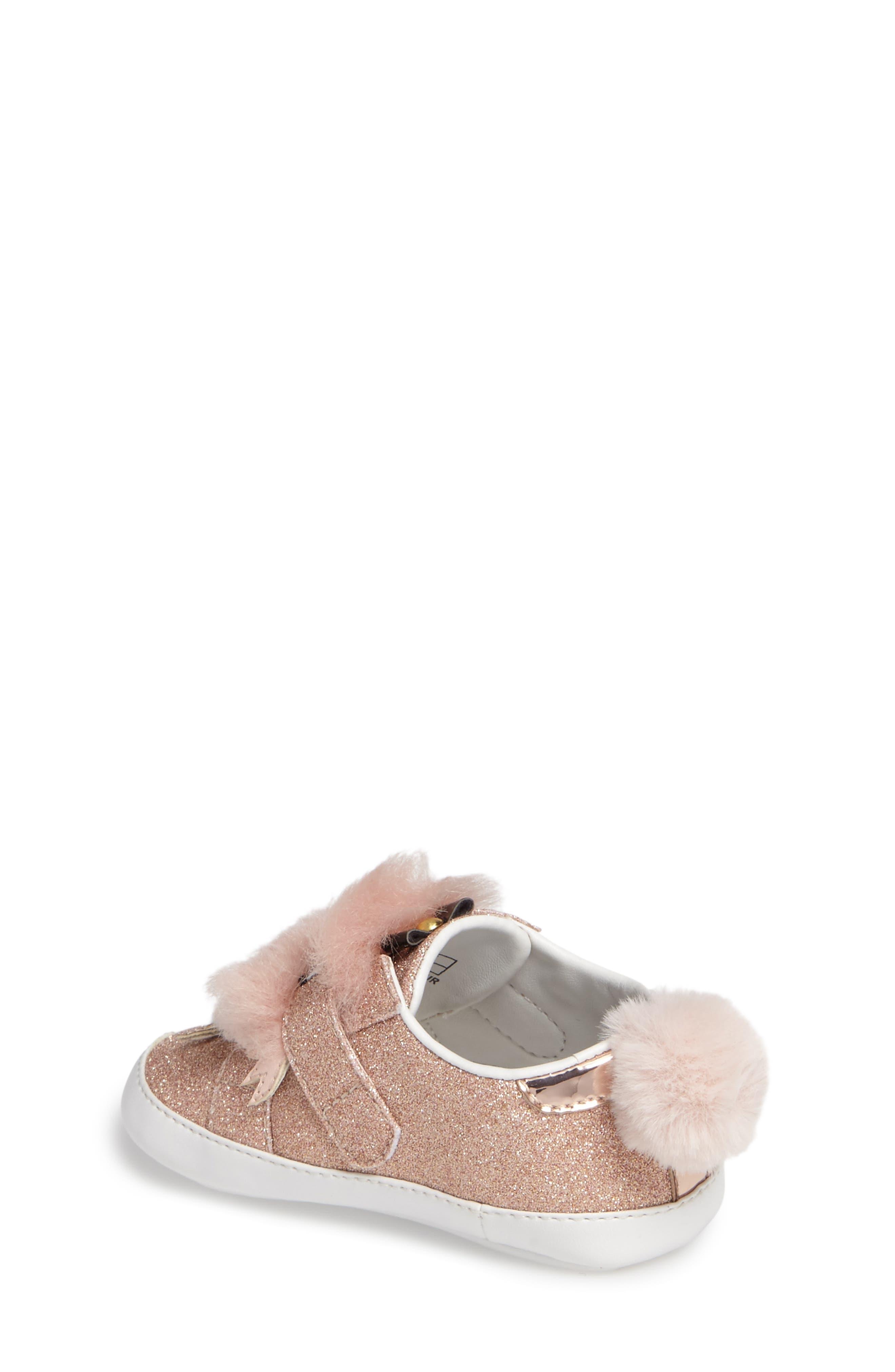 Alternate Image 2  - Sam Edelman Ovee Sneaker (Baby)