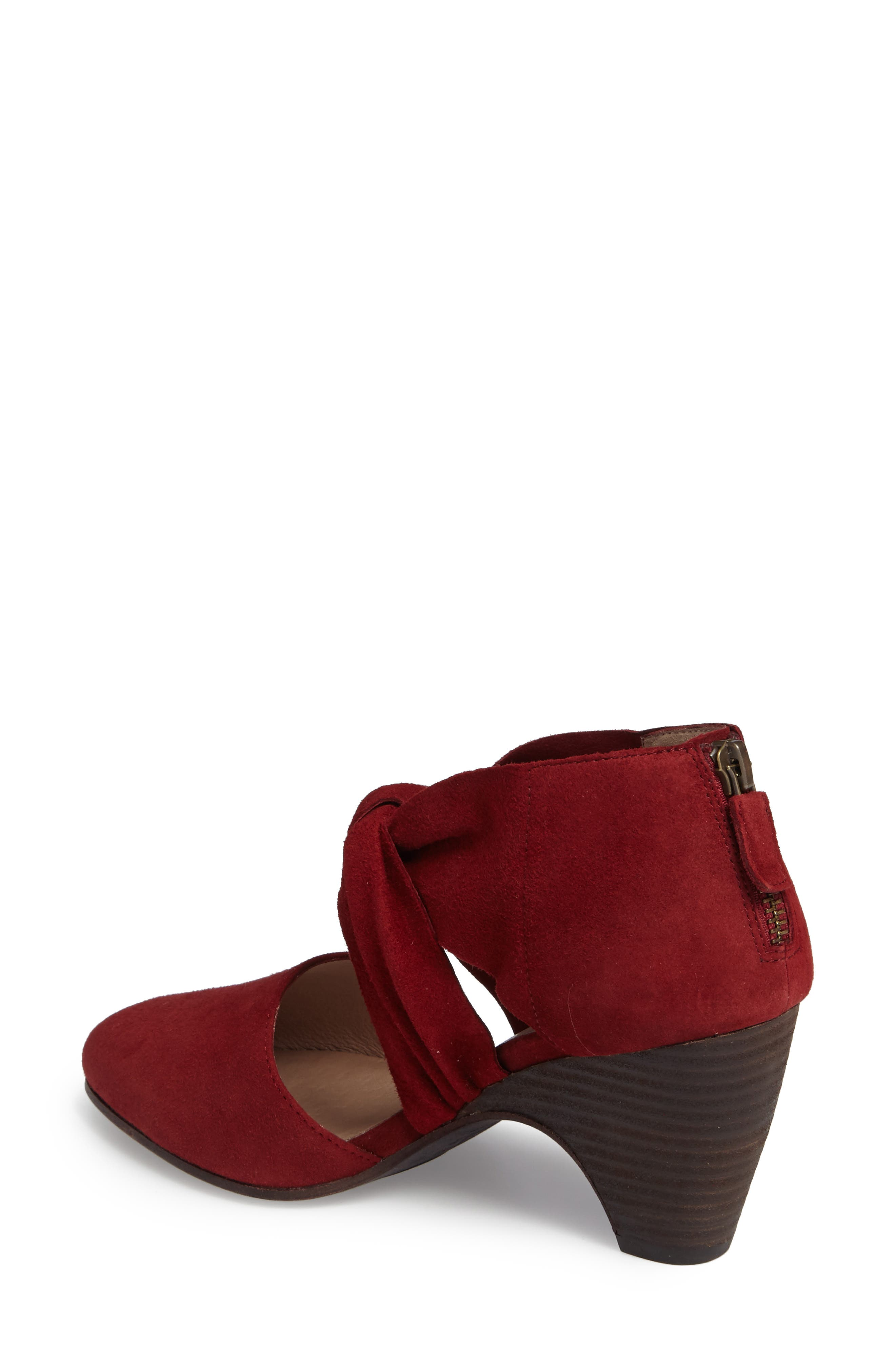 Alternate Image 2  - Eileen Fisher Mary d'Orsay Pump (Women)