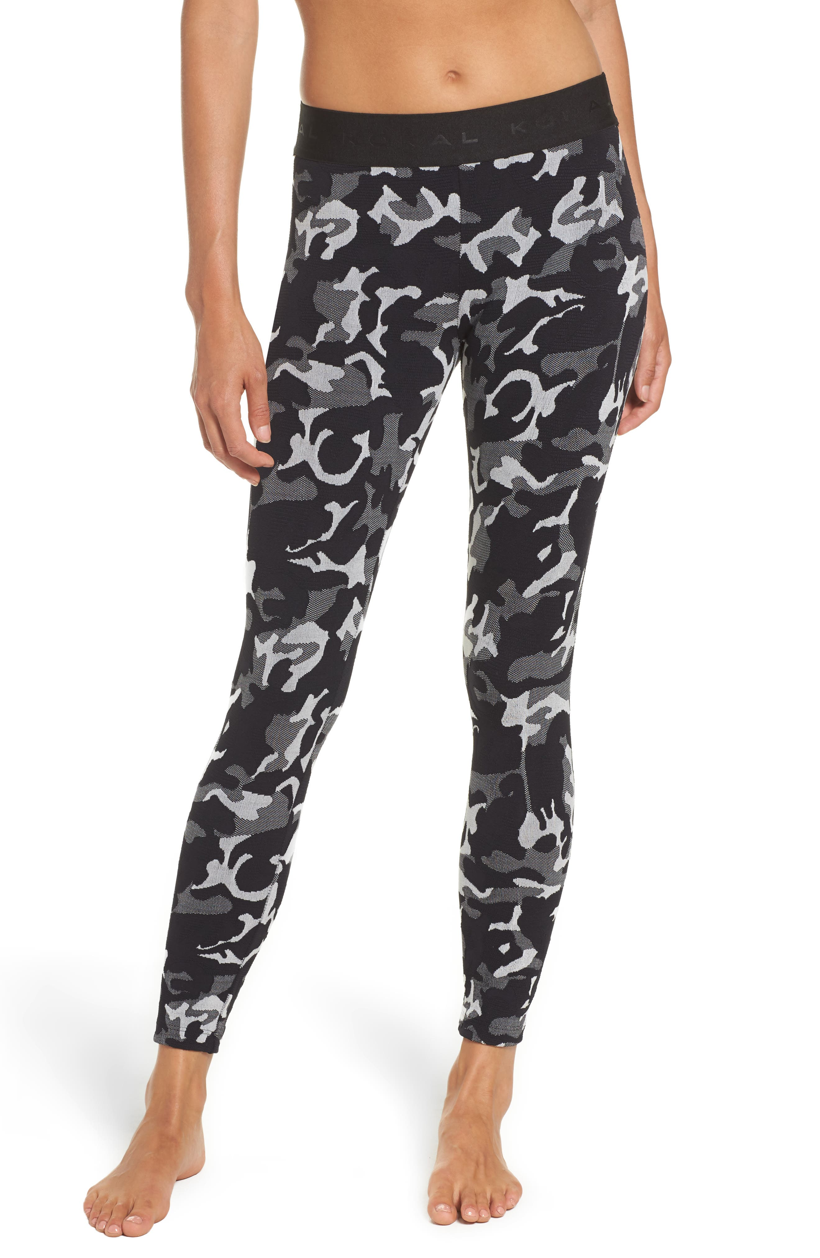 KORAL Knockout Crop Leggings