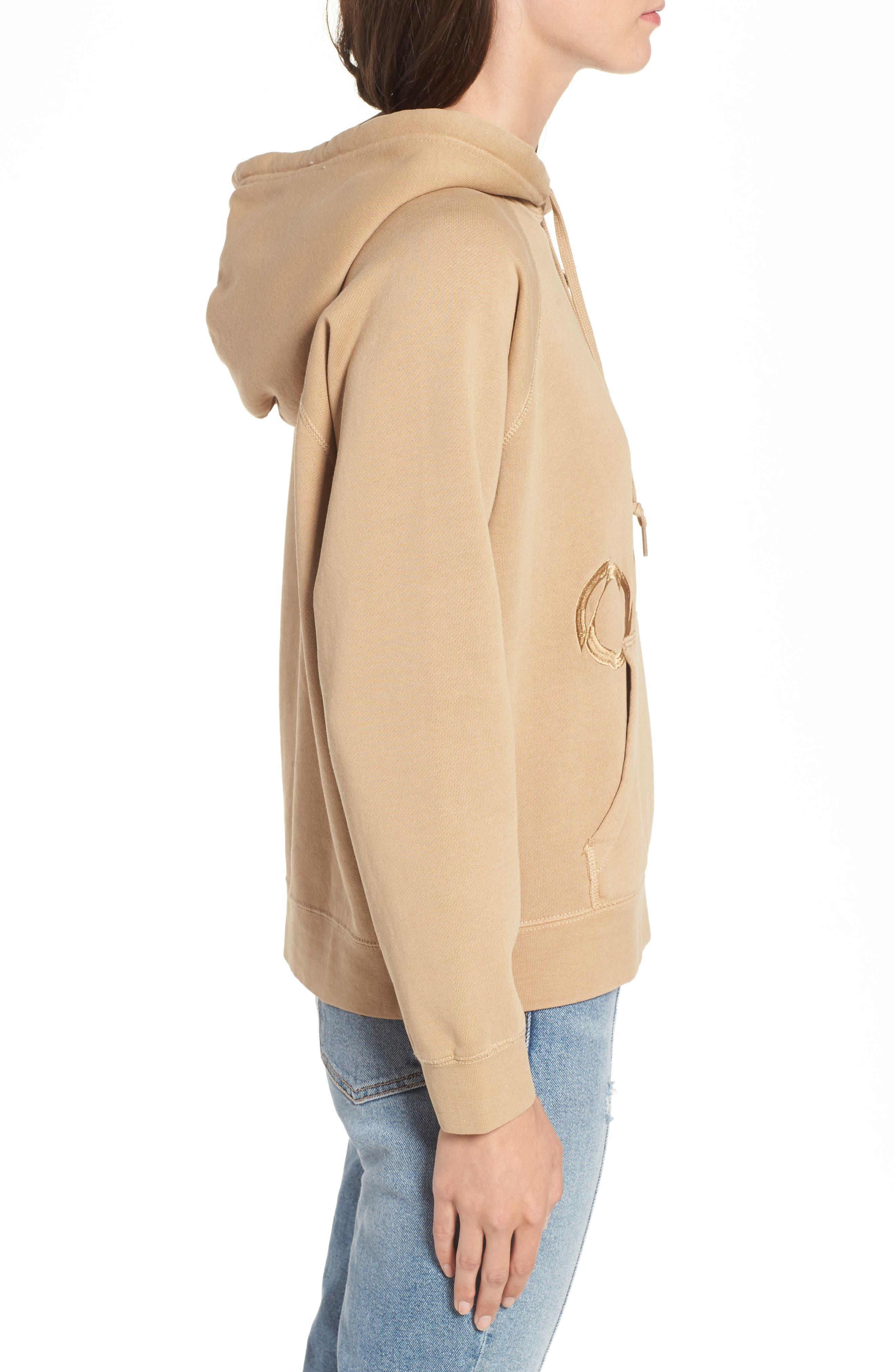 Alternate Image 3  - Obey Parkside Hooded Pullover