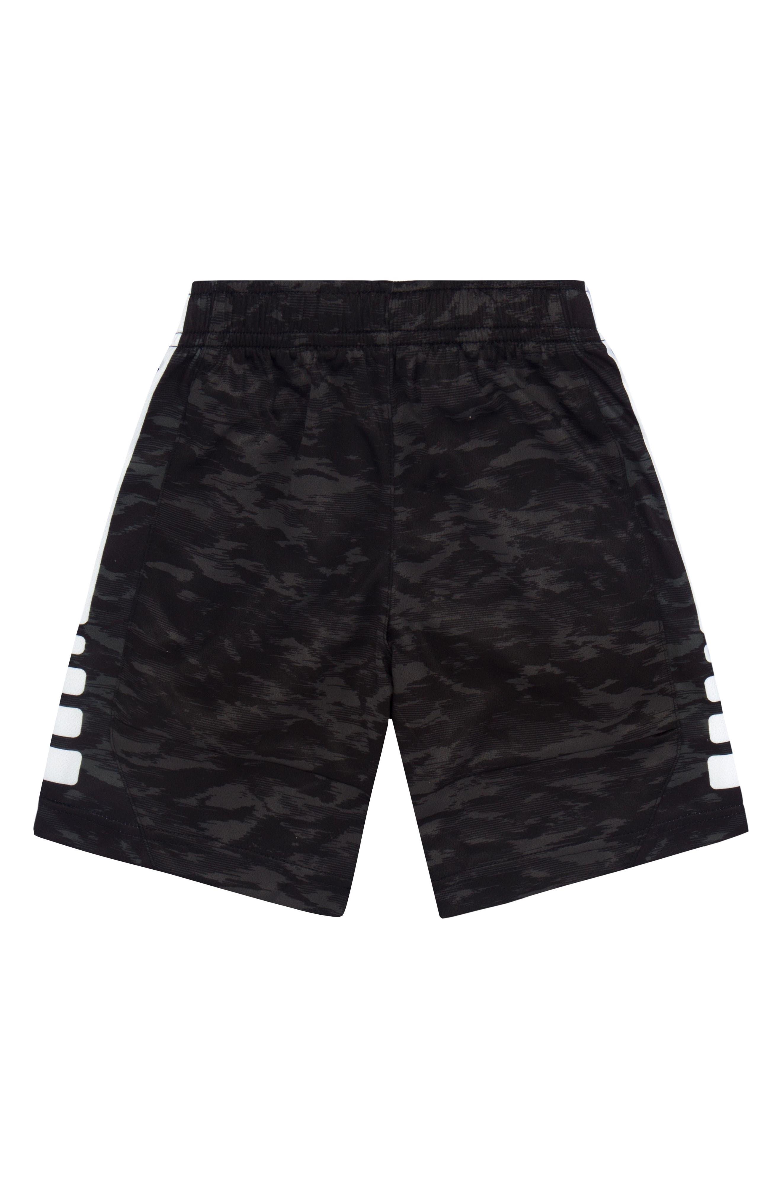 Alternate Image 2  - Nike Vent AOP Shorts (Toddler Boys & Little Boys)