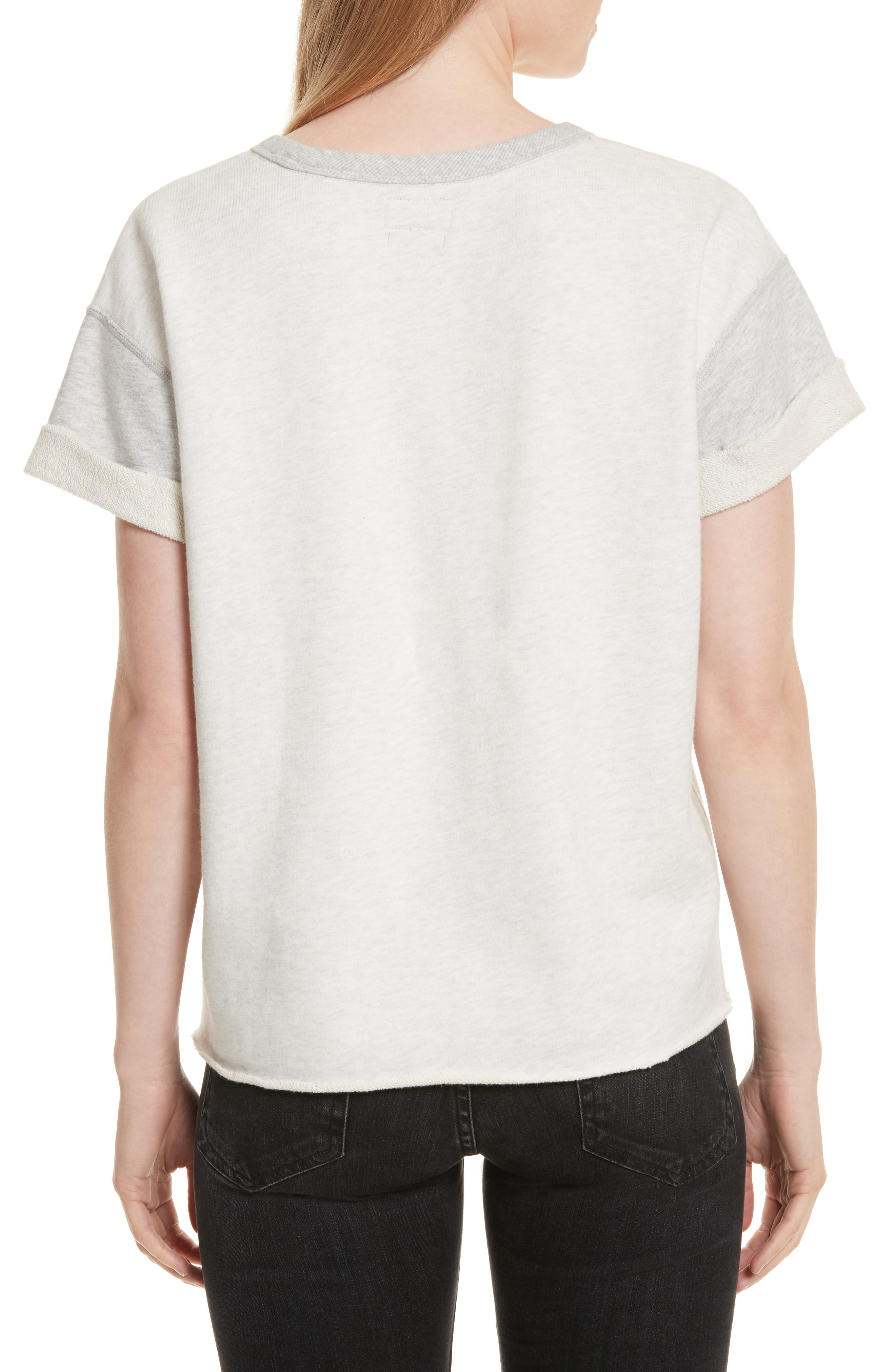 Alternate Image 2  - rag & bone/JEAN Walton Tee