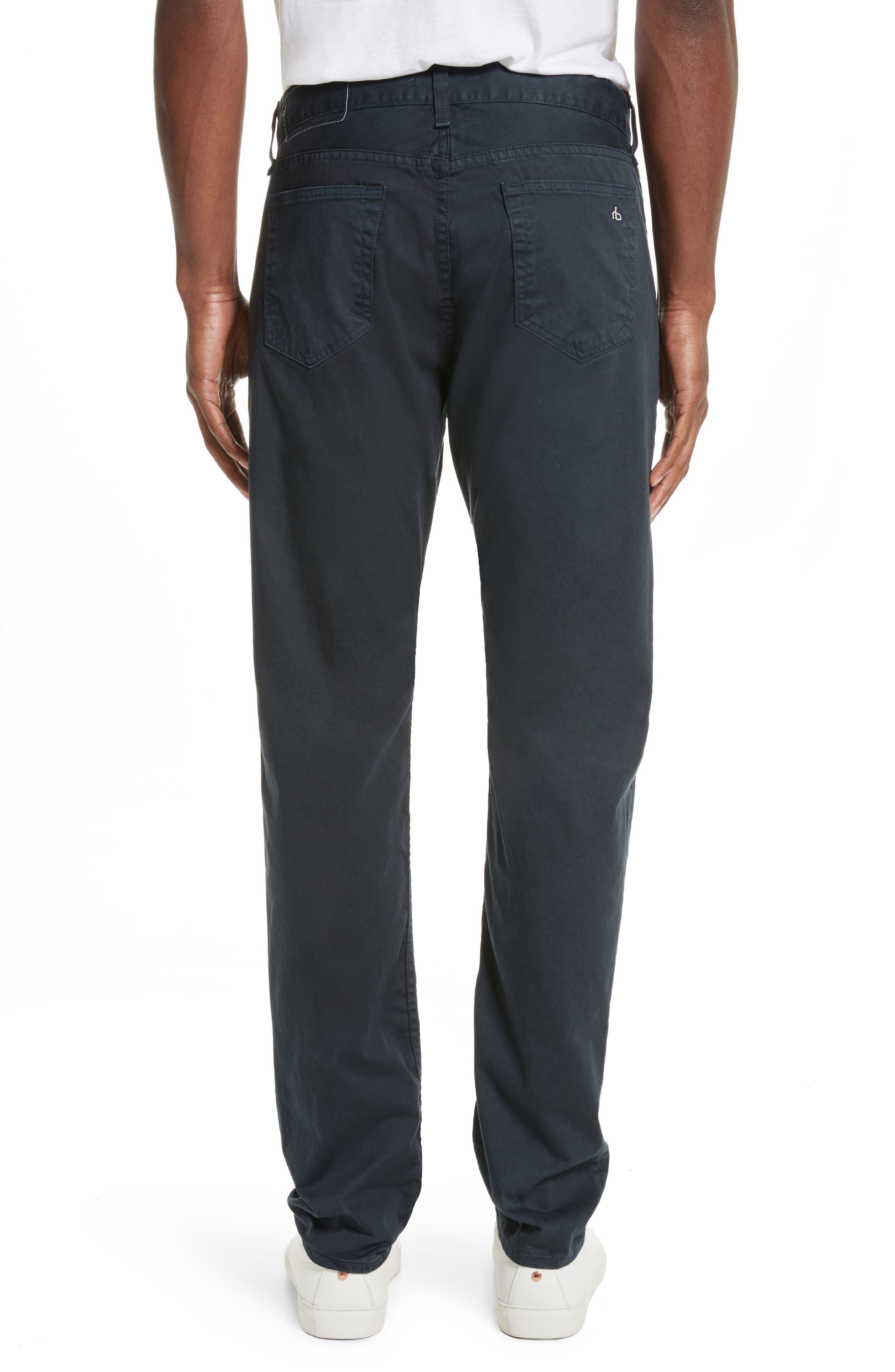Alternate Image 2  - rag & bone Fit 3 Twill Pants