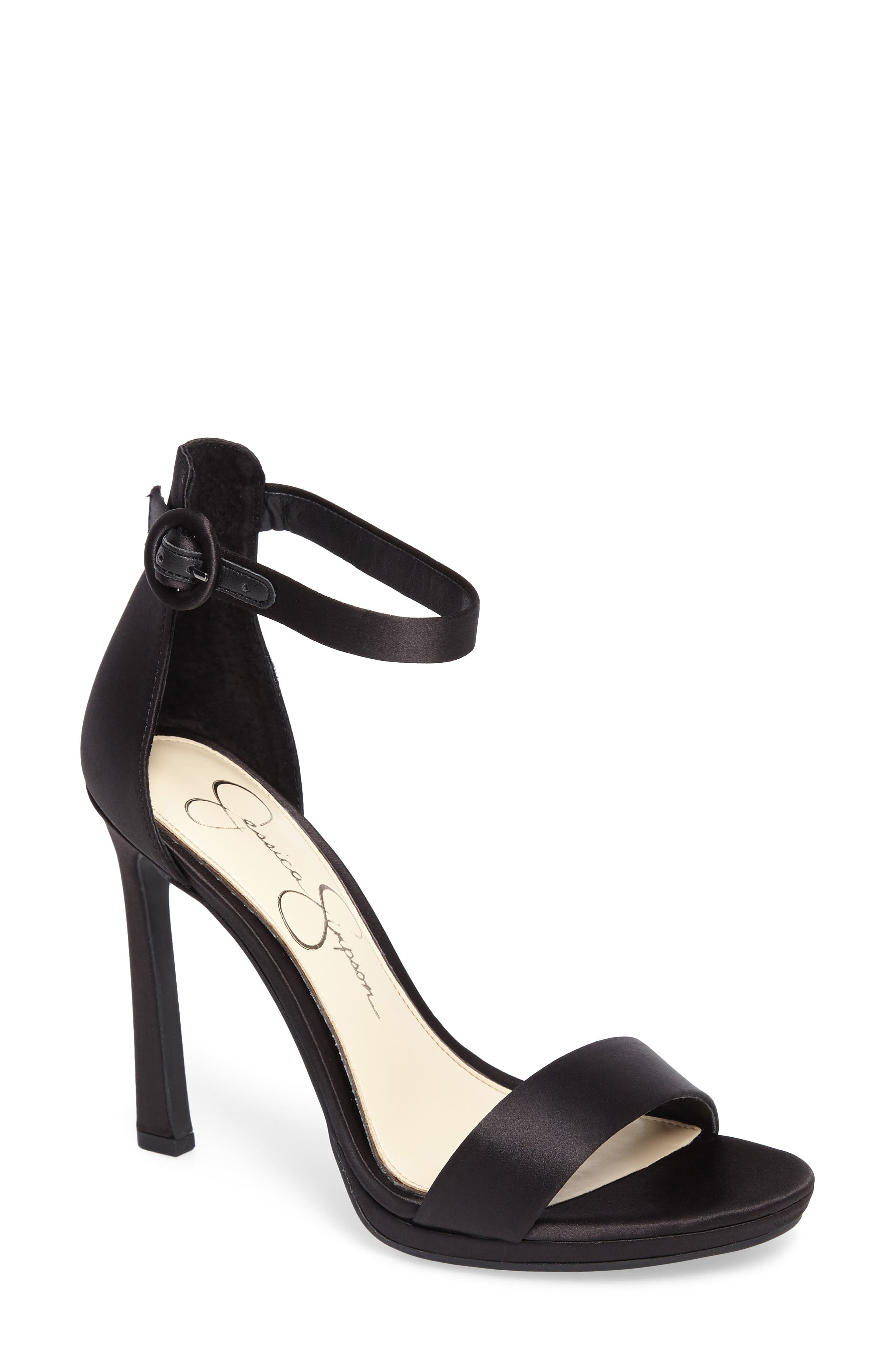 Alternate Image 1 Selected - Jessica Simpson Plemy Sandal (Women)