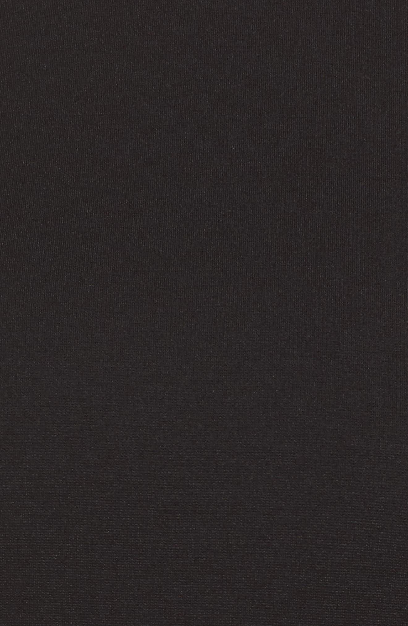 Alternate Image 5  - Eliza J Cold Shoulder Sheath Dress