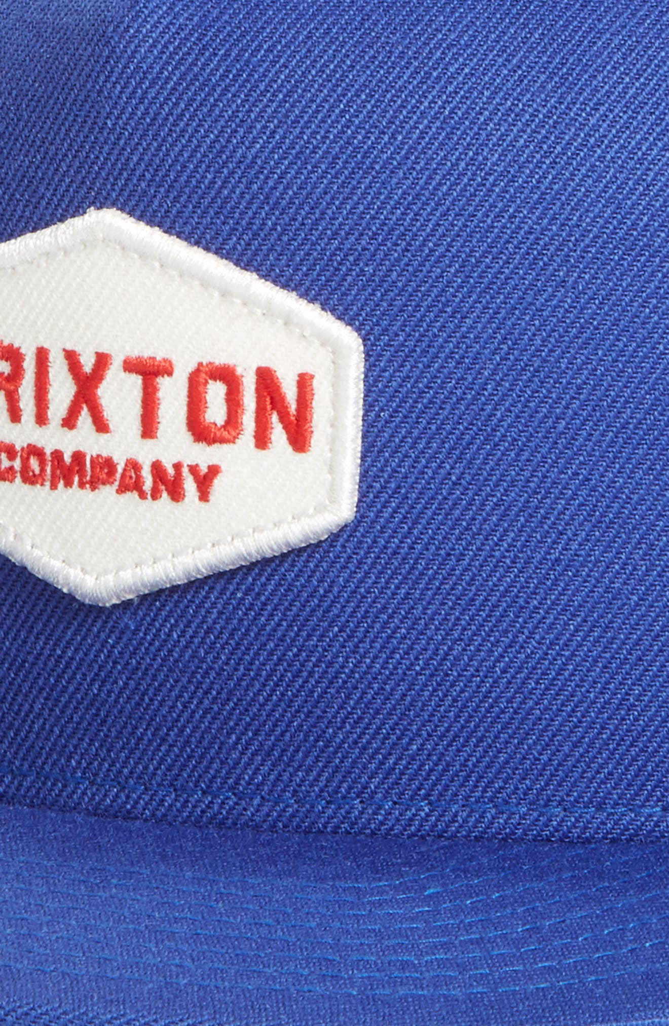 Alternate Image 3  - Brighton Obtuse Snapback Baseball Cap
