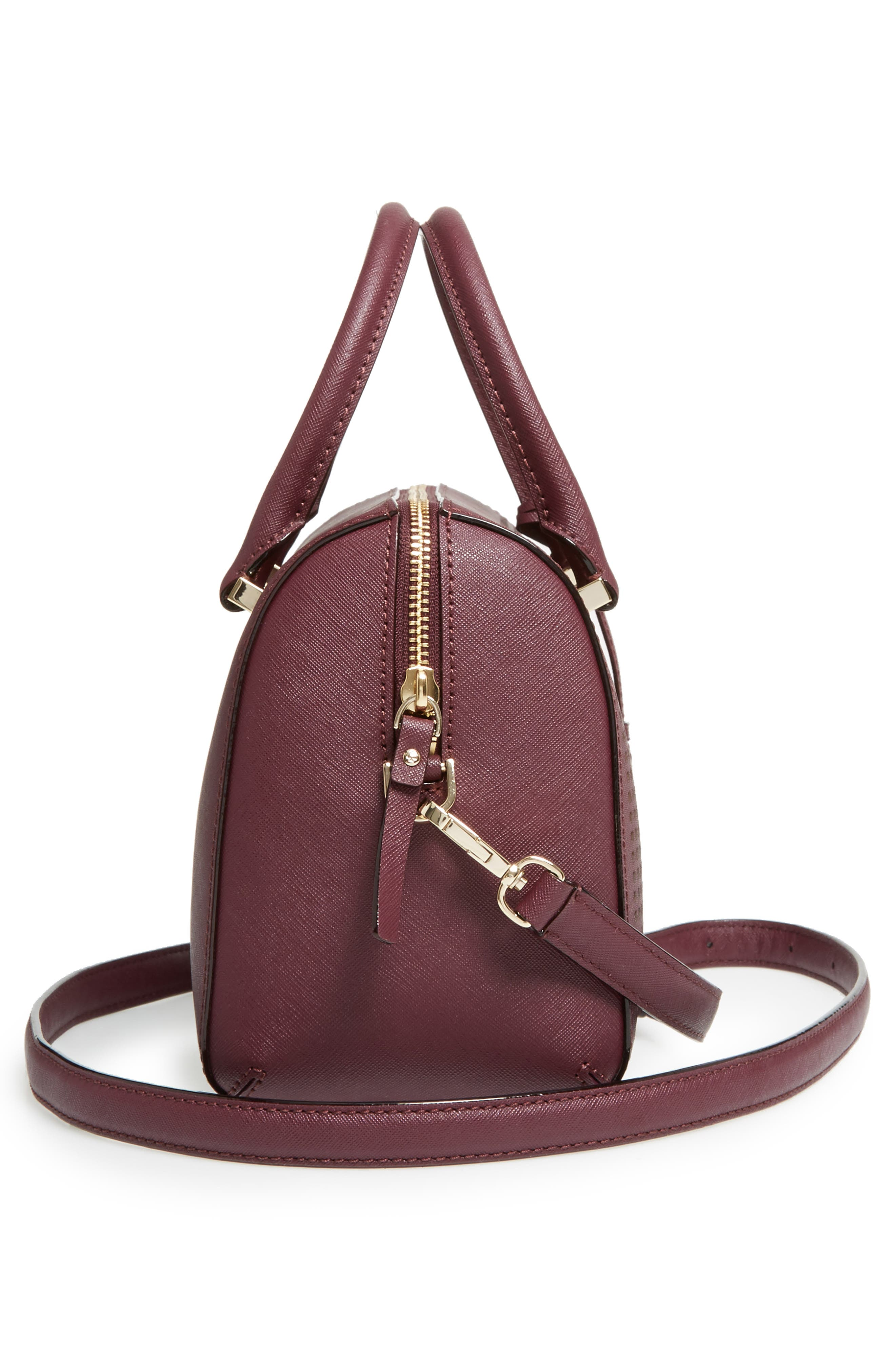 Alternate Image 5  - kate spade new york cameron street - large lane leather satchel