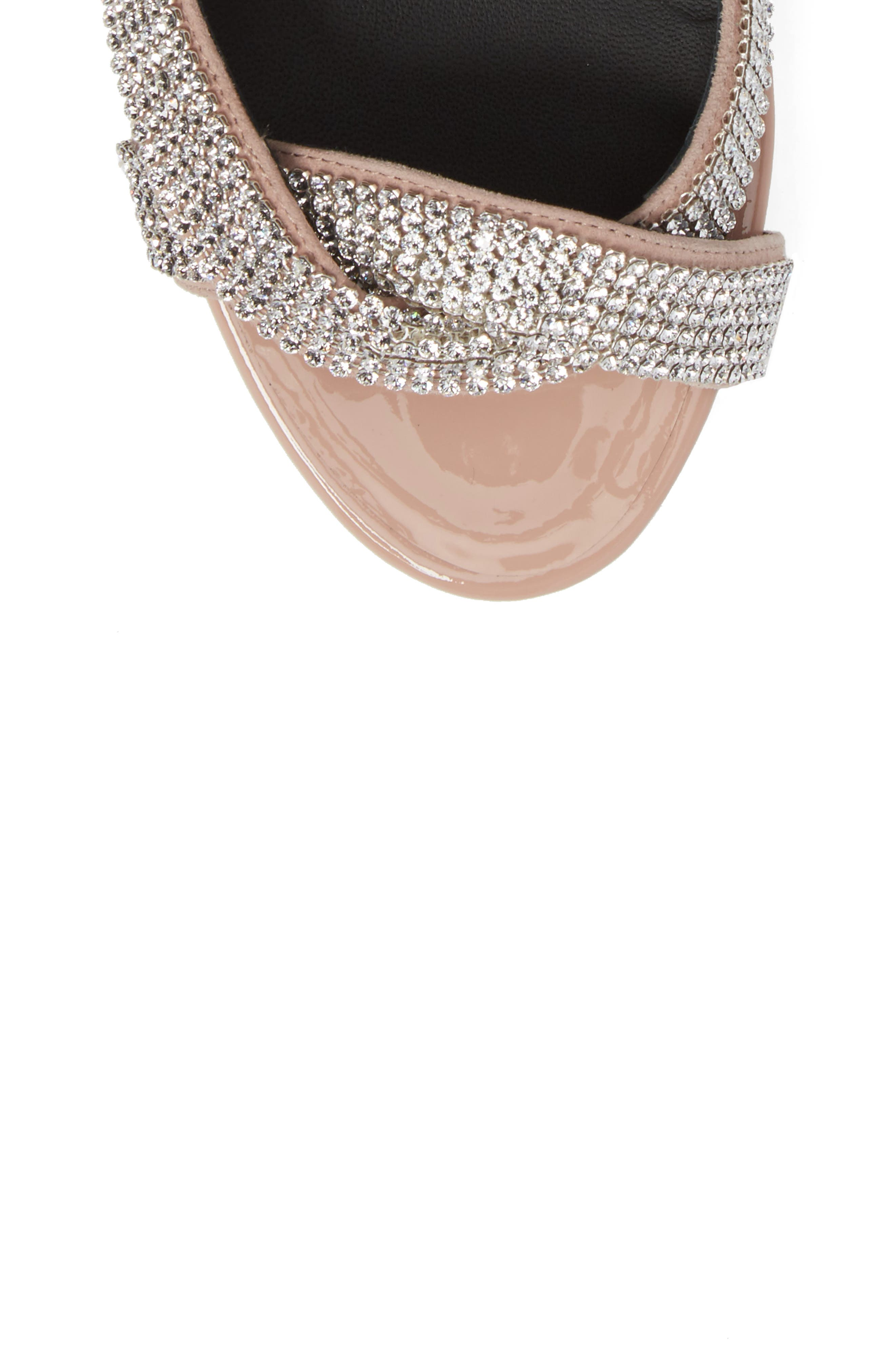 Alternate Image 5  - Giuseppe Zanotti Embellished Wrap Strap Sandal (Women)