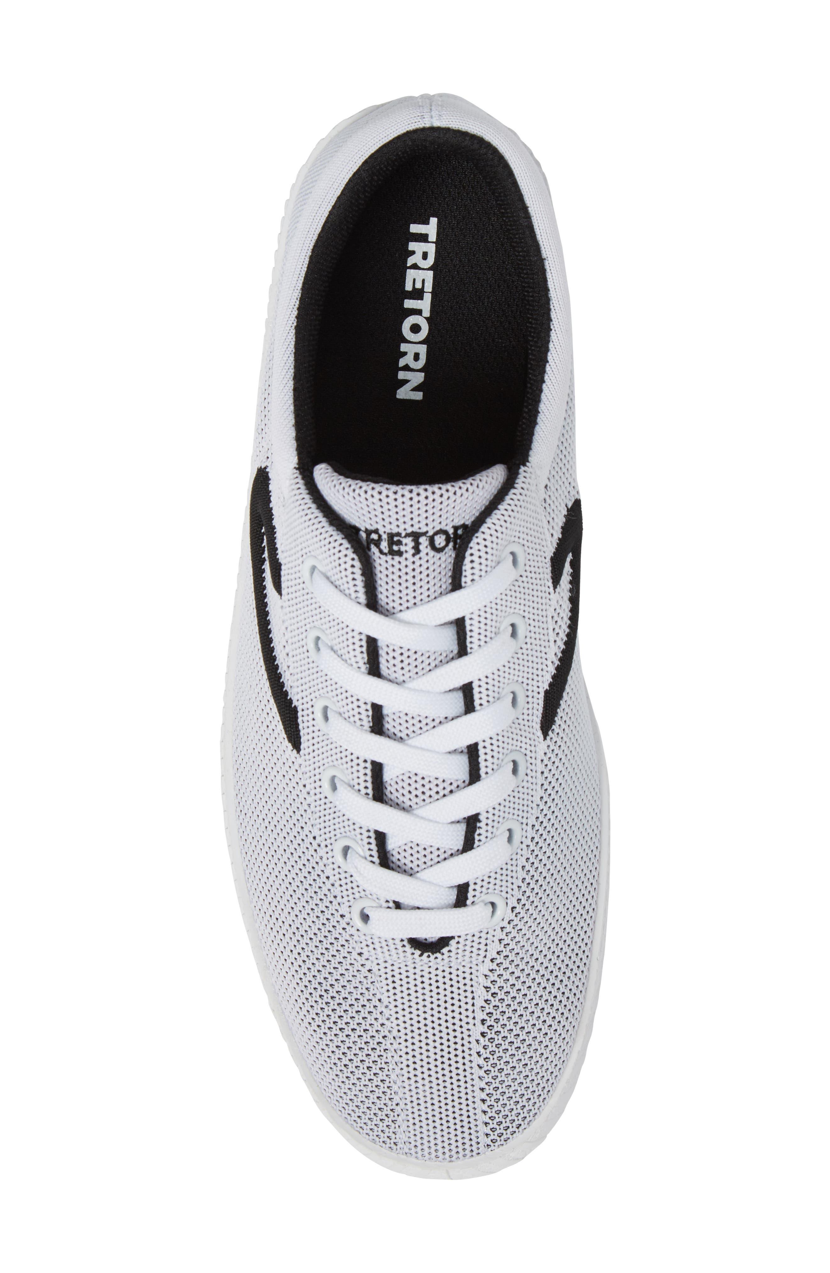 Alternate Image 5  - Tretorn Nylite Knit Sneaker (Men)