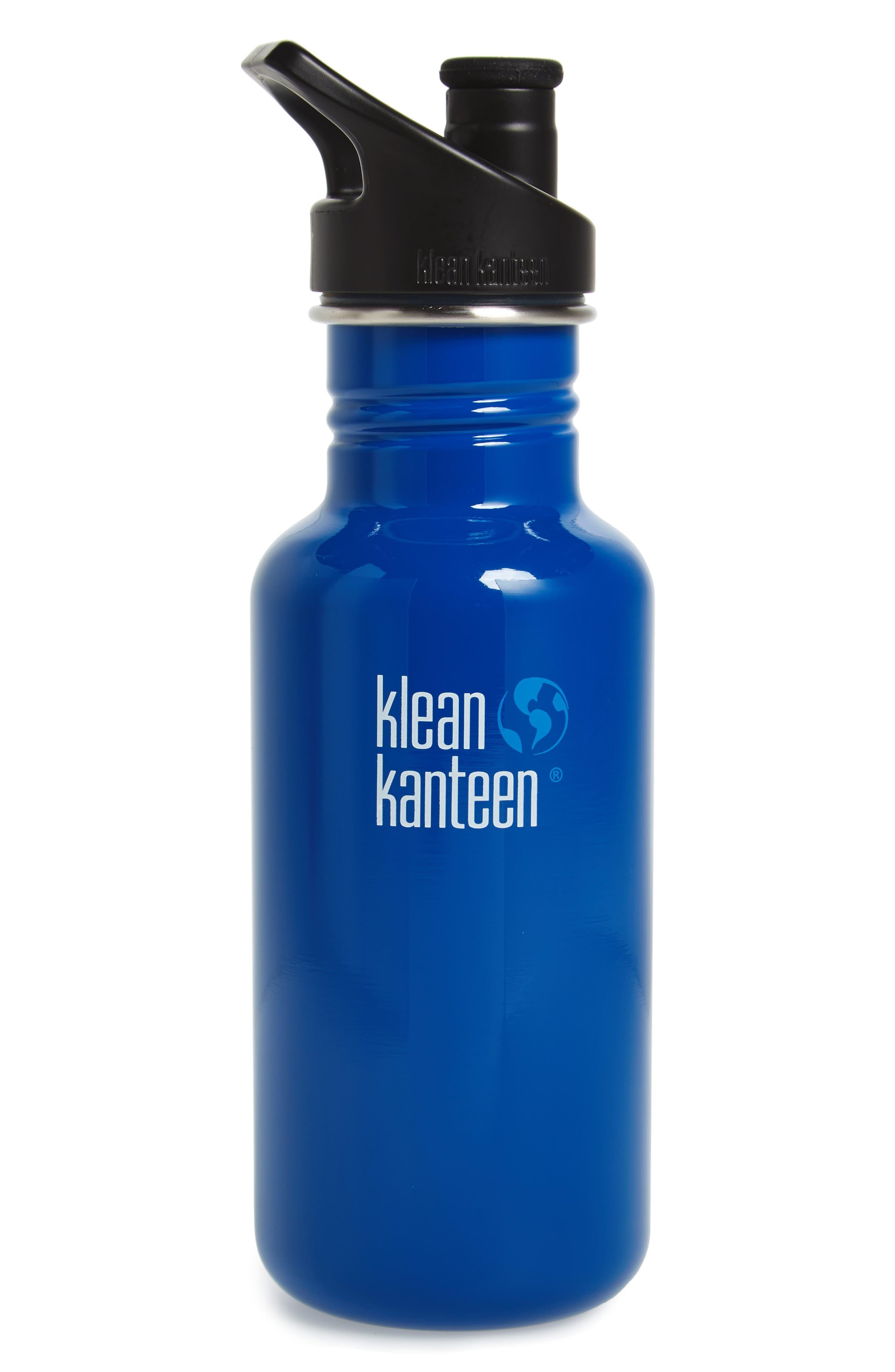 Klean Kanteen Kid Kanteen Classic Sport Bottle (18 oz.)