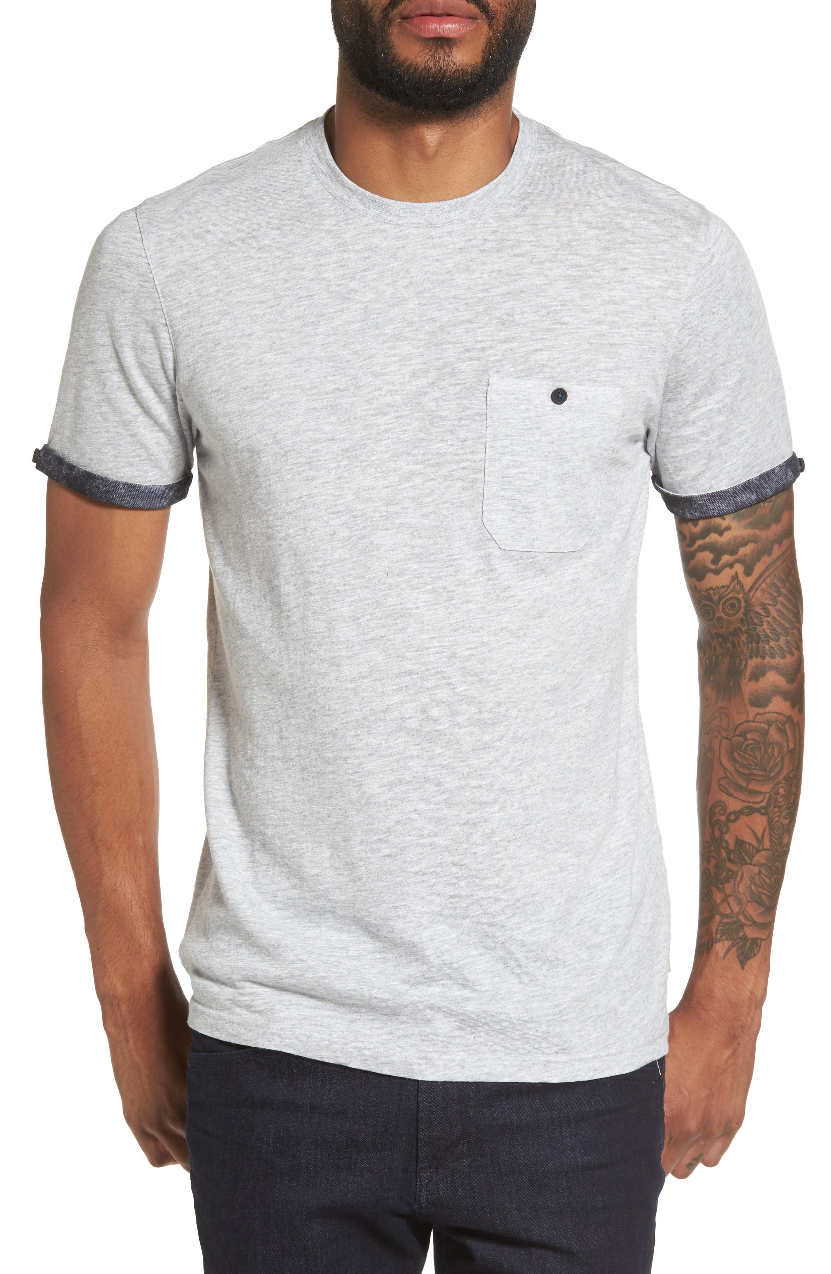 Ted Baker London Samsal Pocket T-Shirt