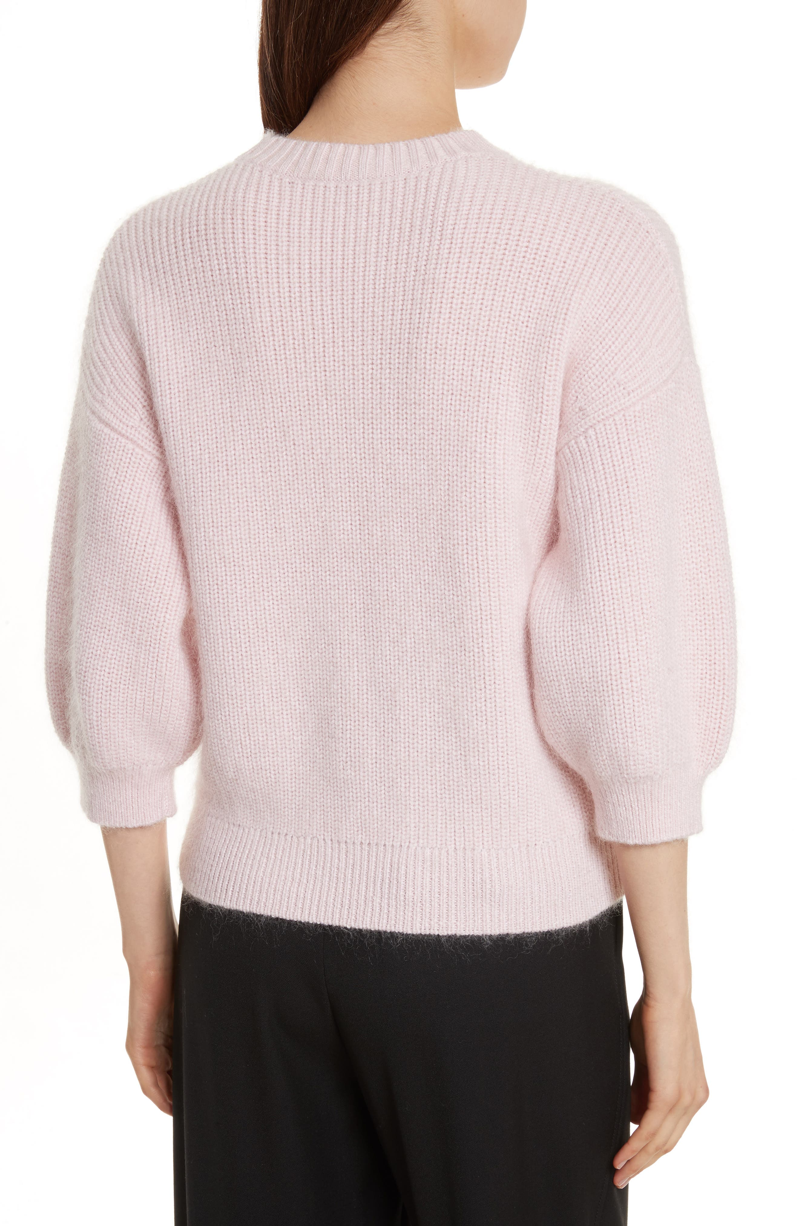Alternate Image 2  - 3.1 Phillip Lim Puff Sleeve Wool & Mohair Blend Sweater