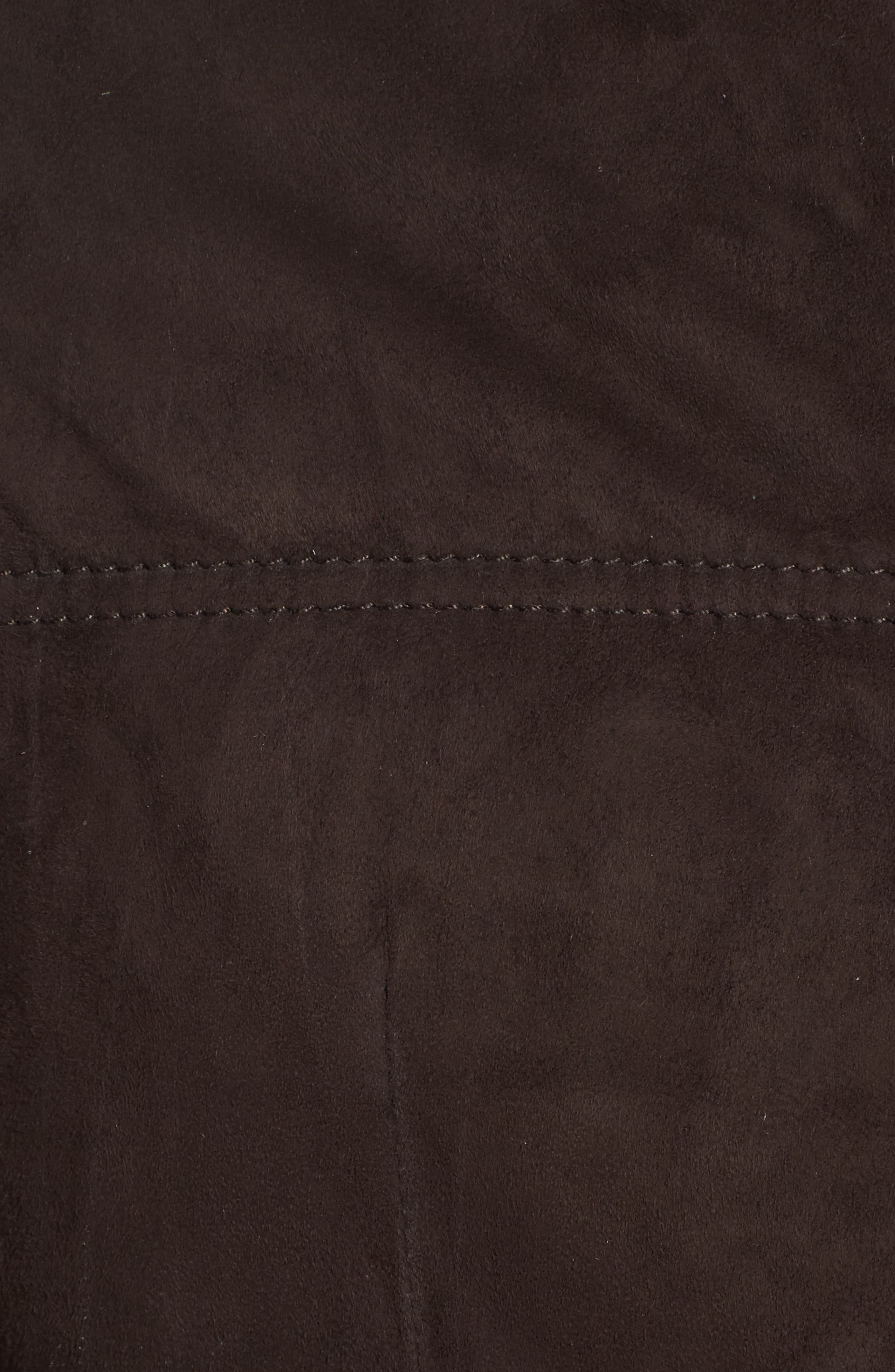 Alternate Image 5  - BOSS T-Cobas Slim Fit Mixed Media Jacket