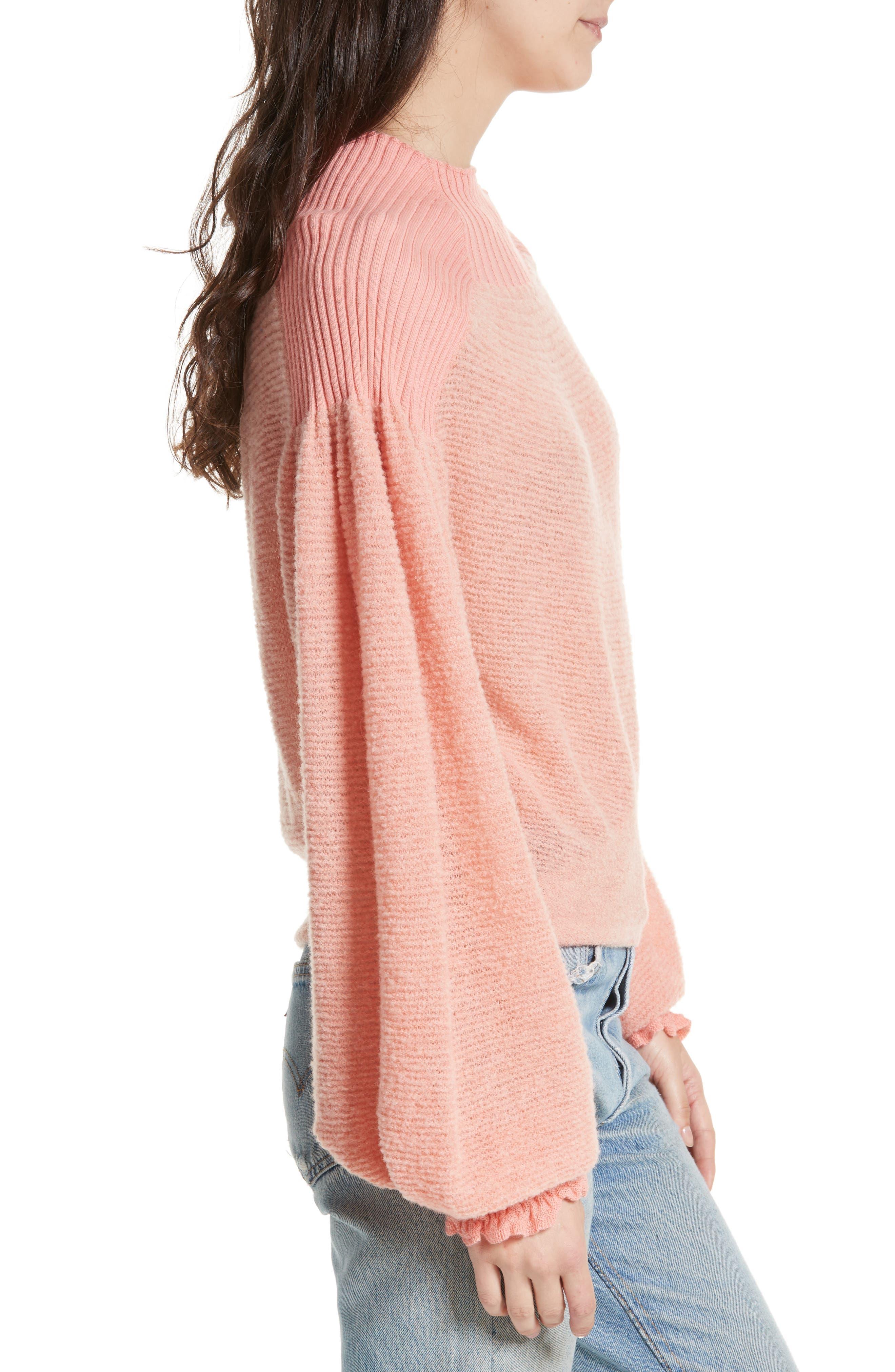 Alternate Image 3  - Free People Elderflower Sweater