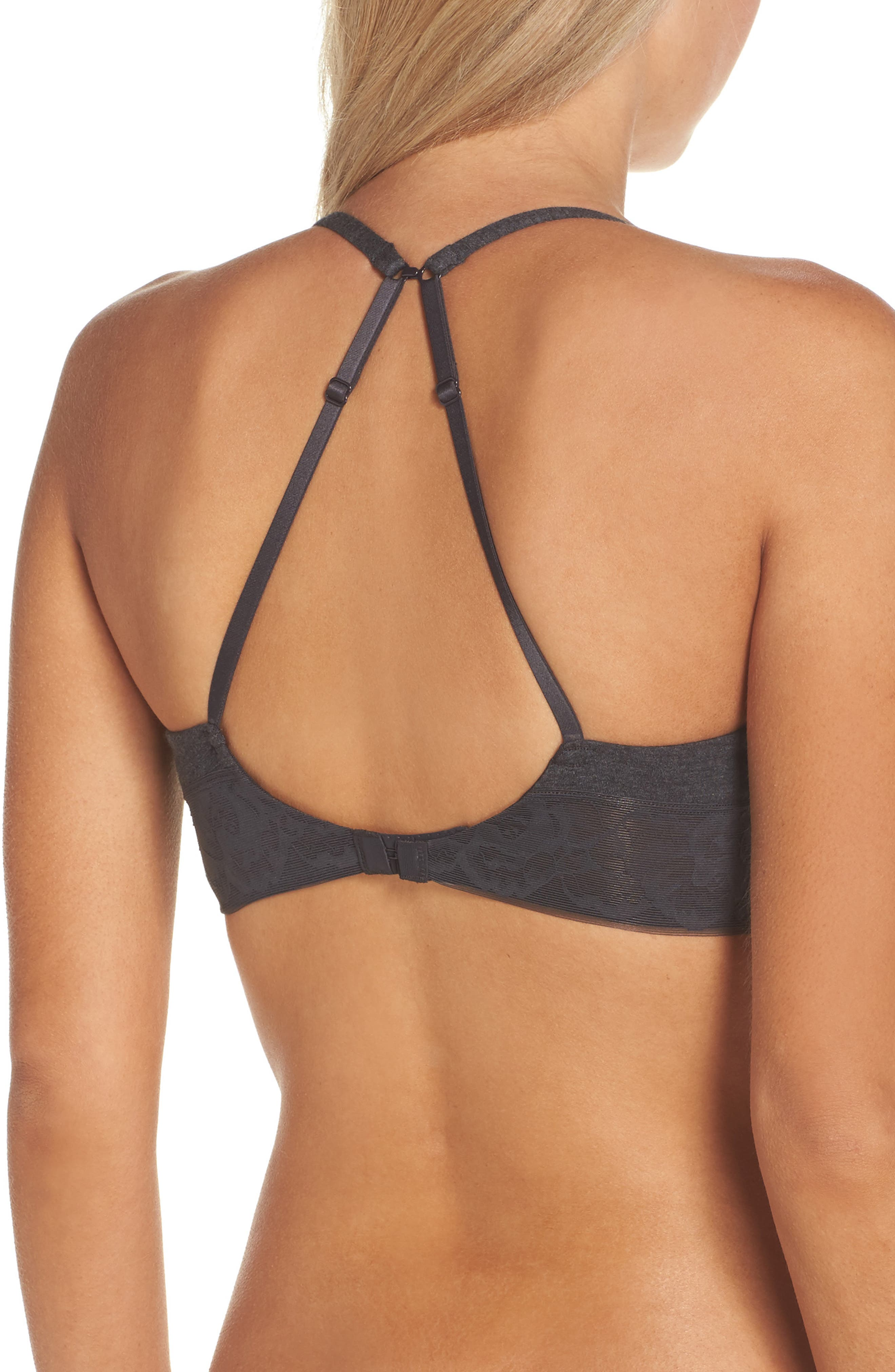 Alternate Image 3  - On Gossamer Wireless Contour Bra